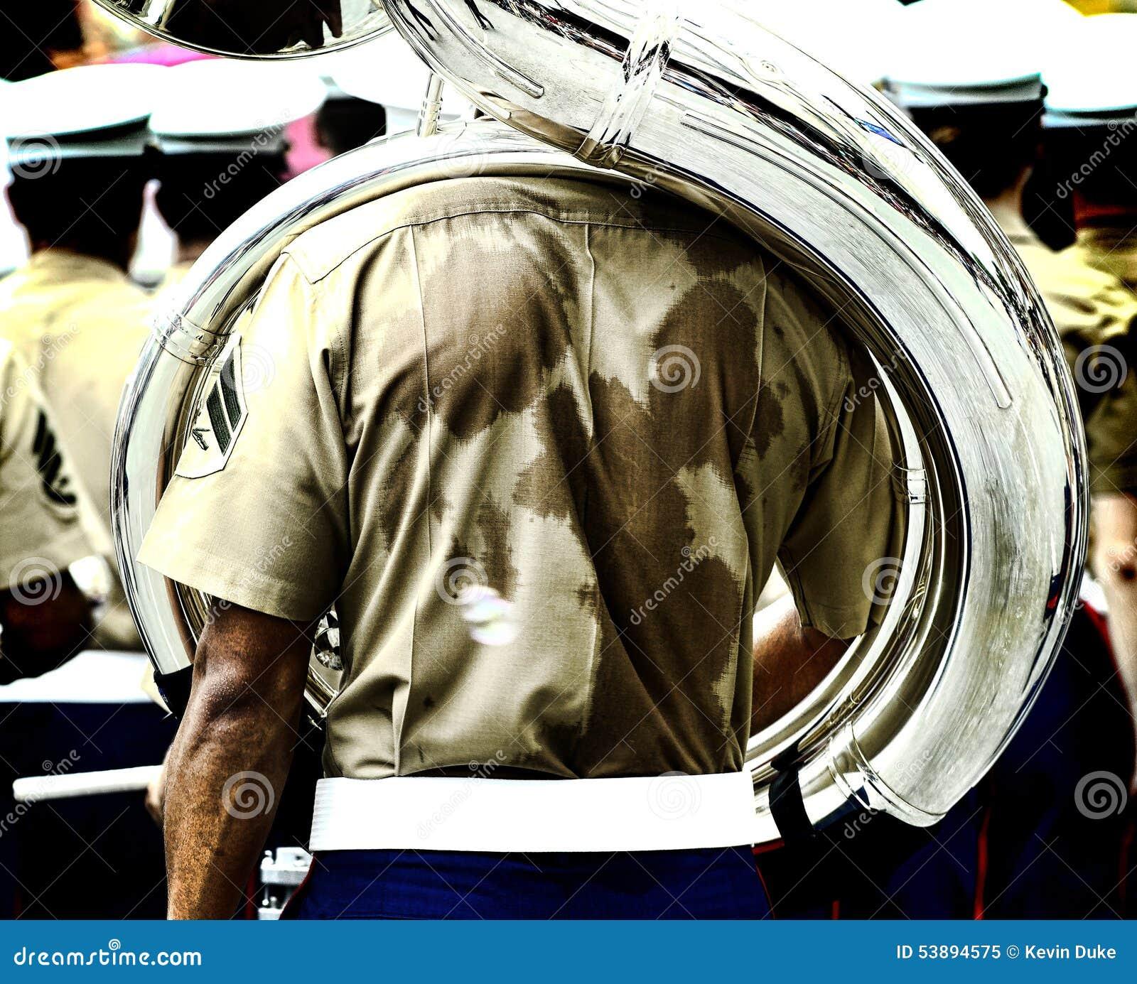 Marine Marching Band