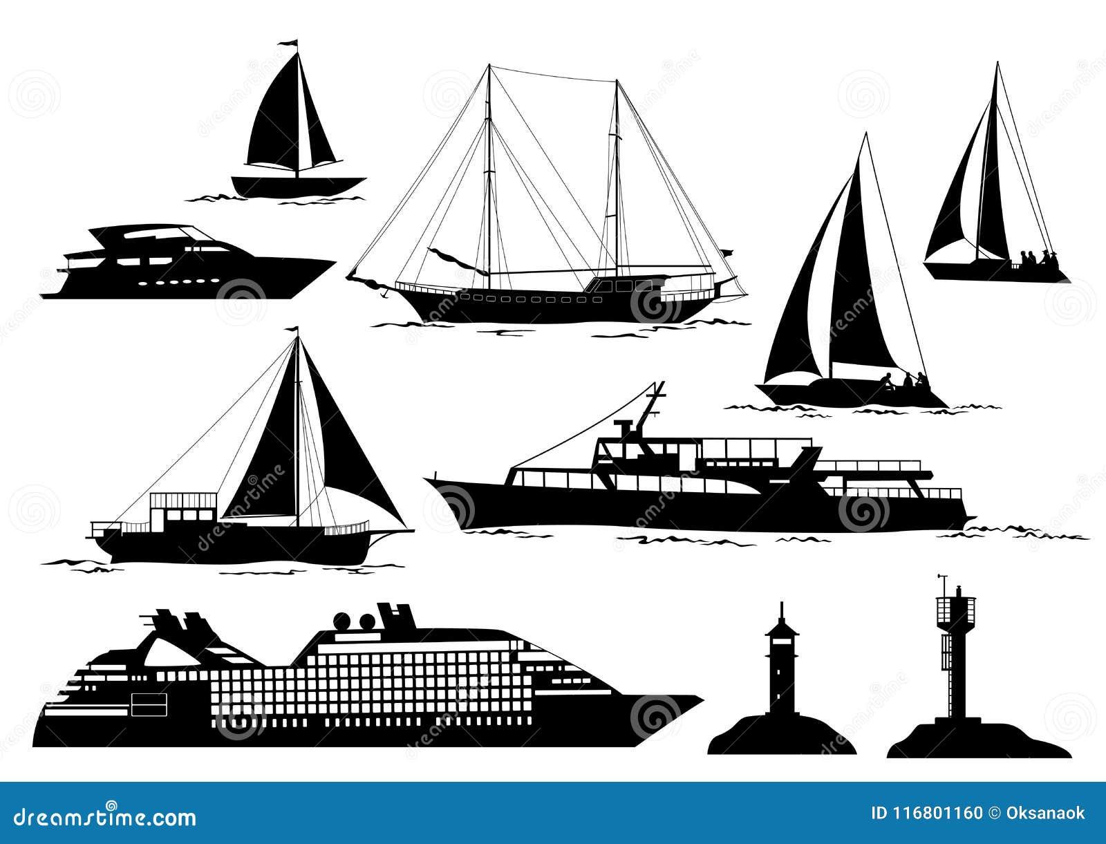 Marine Vehicles ed oggetti