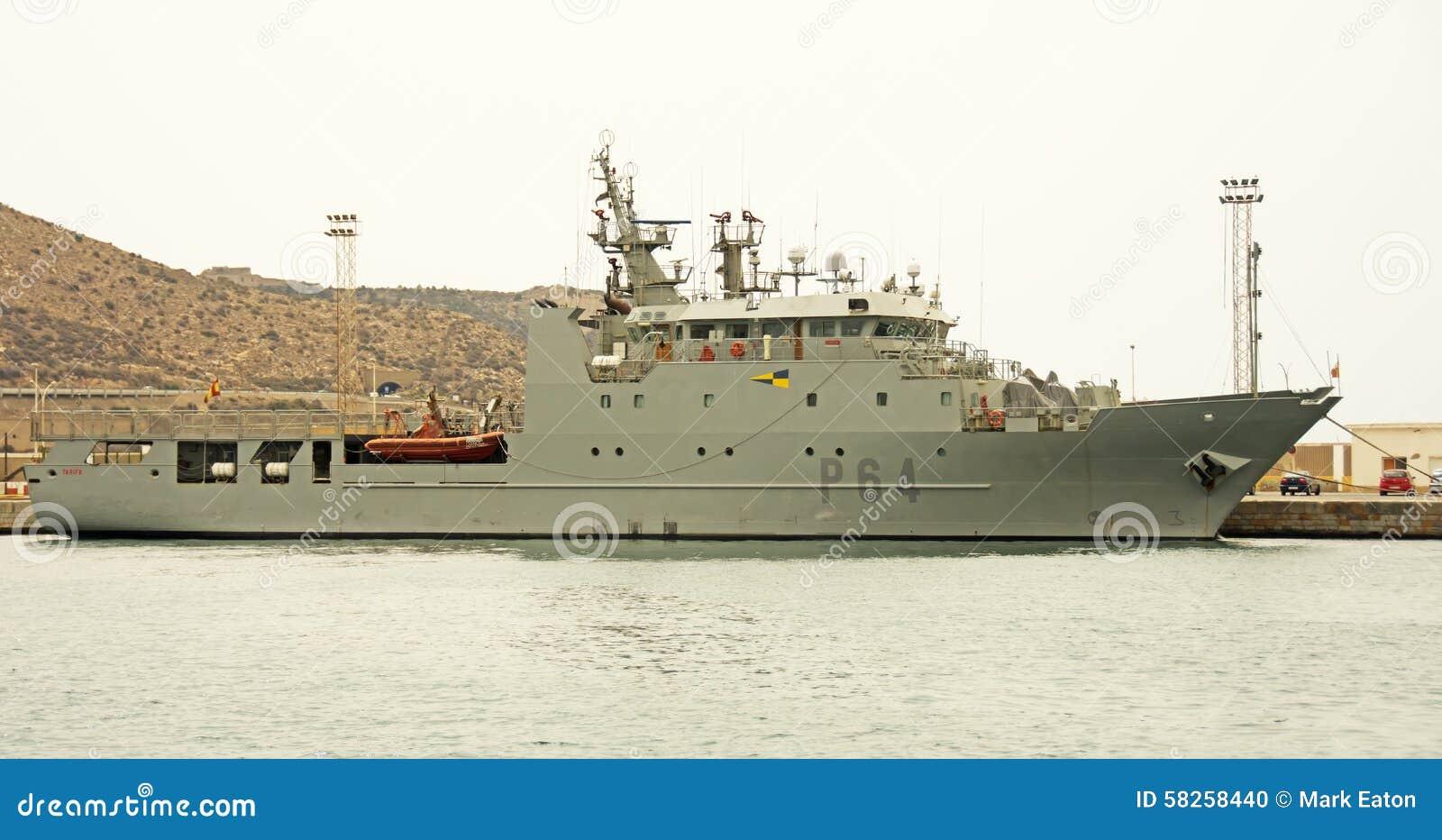 Marinha espanhola, Cartagena