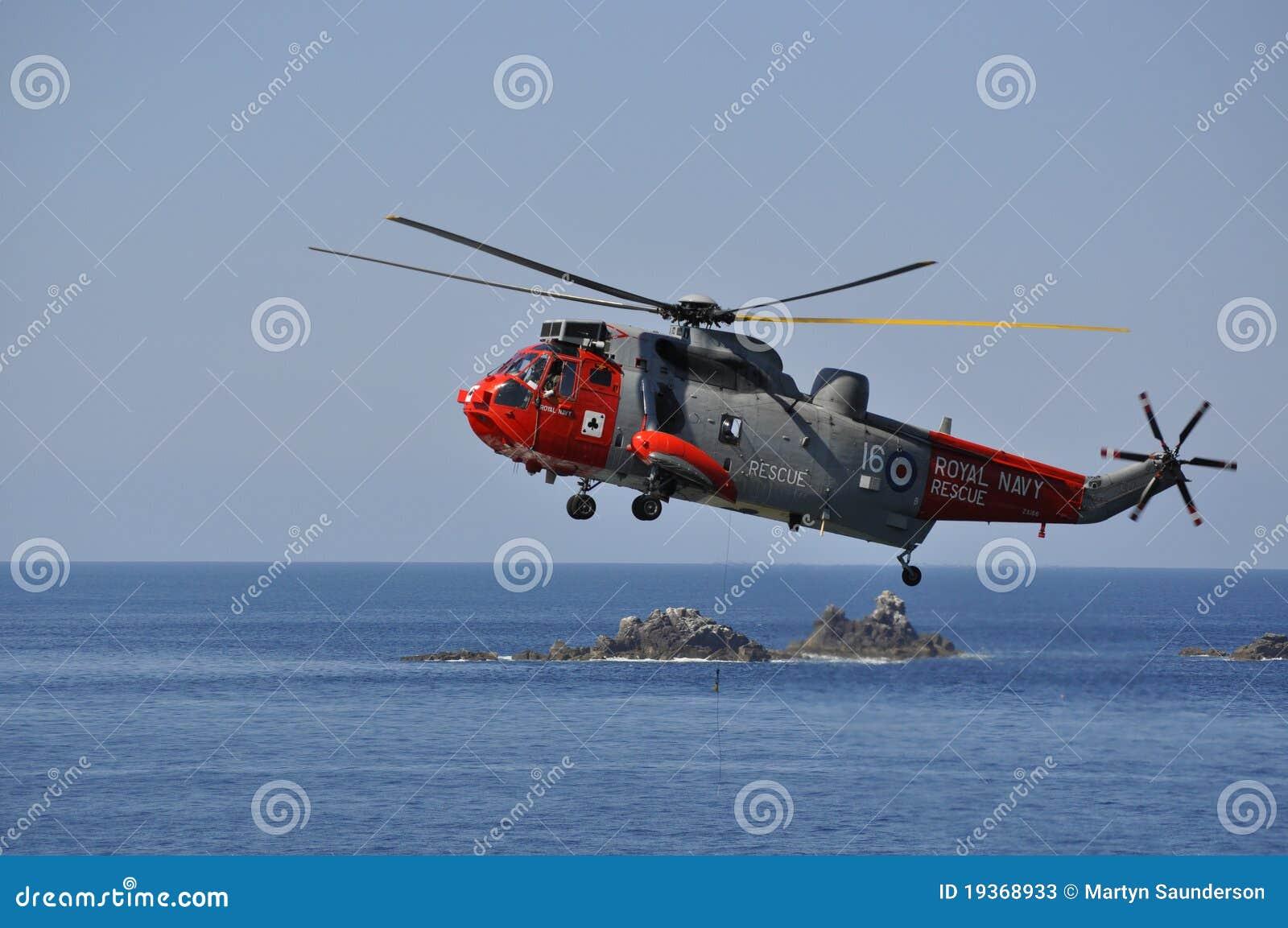 Marinha real Seaking
