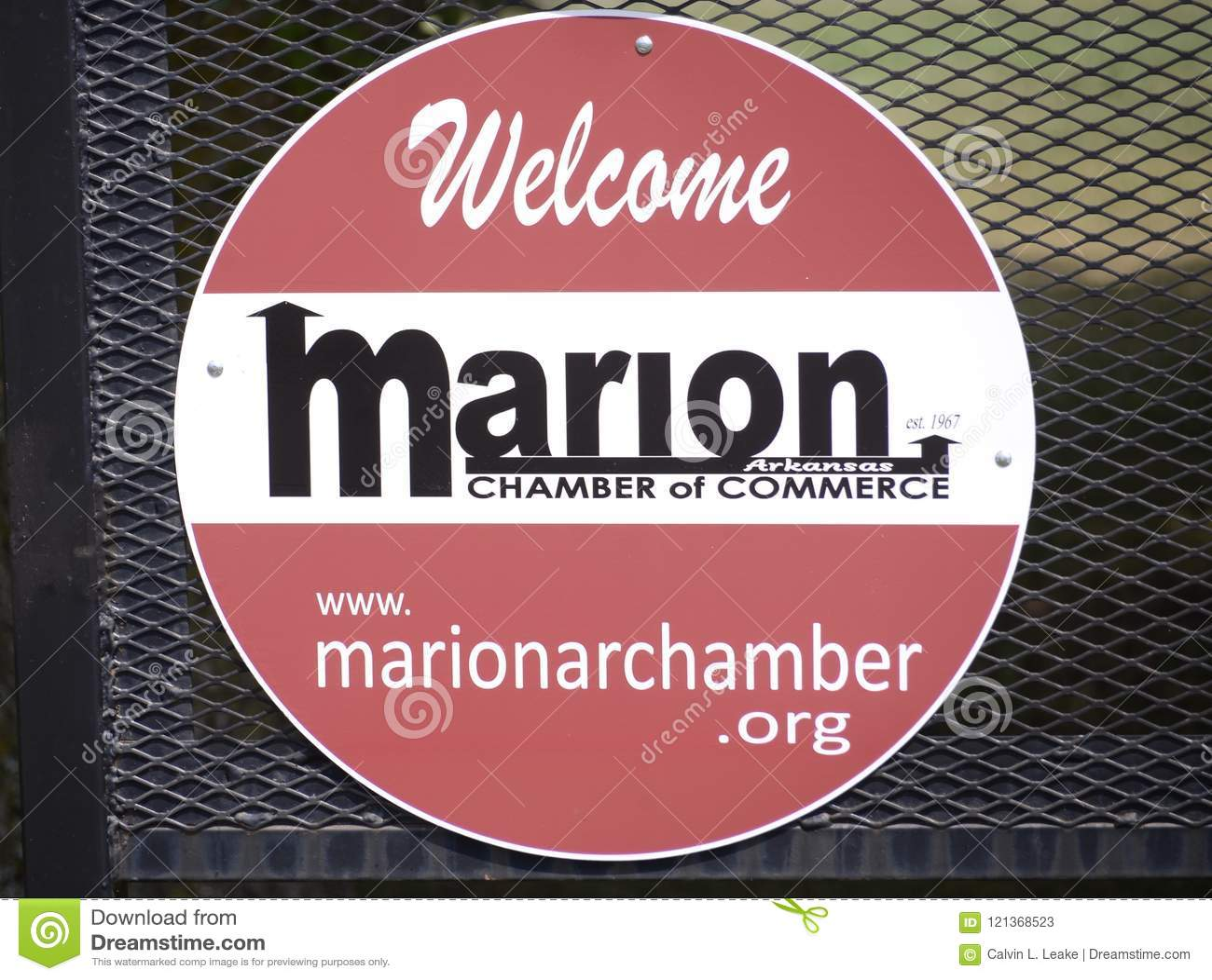 Marion Arkansas Chamber van Handel