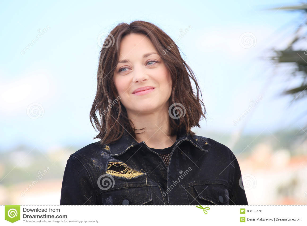 Marion Cotillard Attends The From The Land Of The Moon Mal