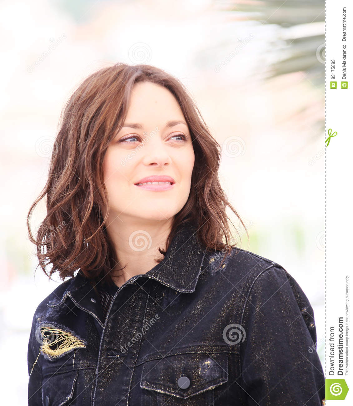 Marion Cotillard Attends The From The Land Of The Moon Mal De