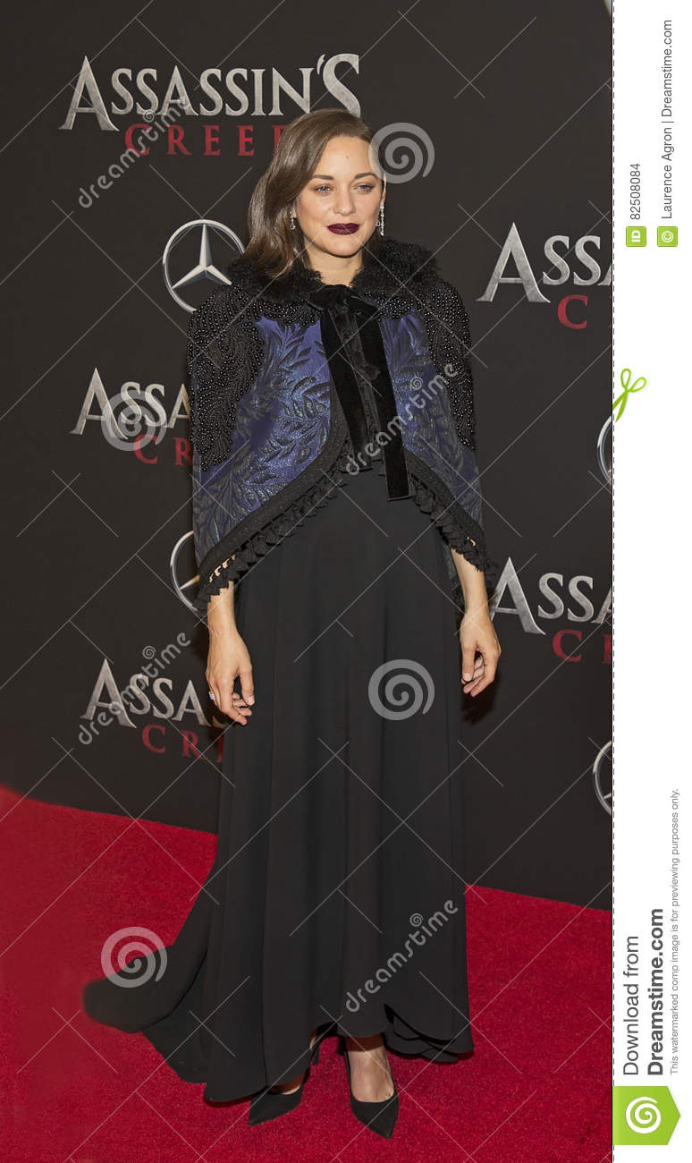 Marion Cotillard Editorial Stock Image Image Of Continental