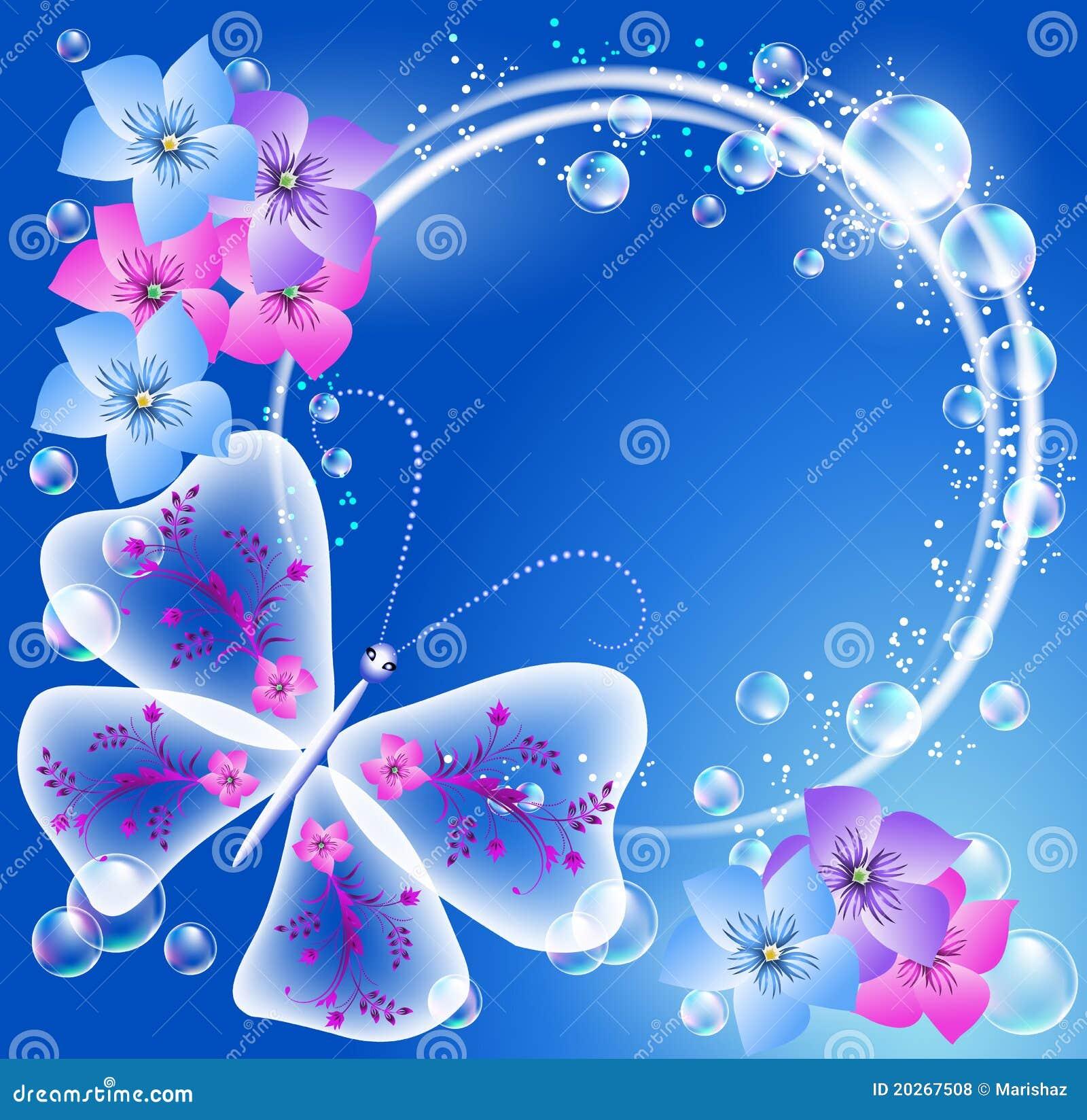 Hermosas flores con mariposas gallery - Fotos de flores bonitas ...