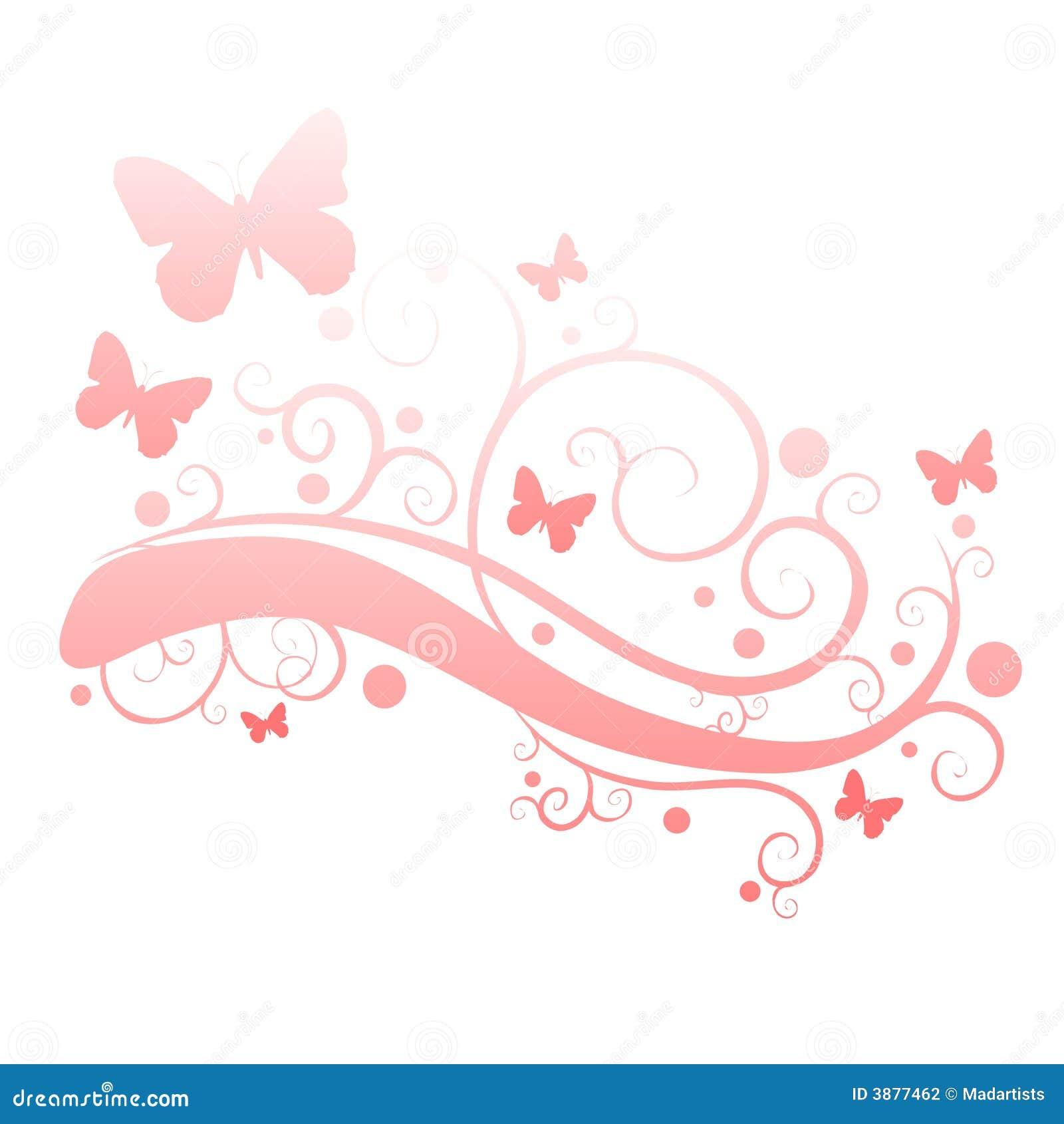 mariposas rosadas Gallery