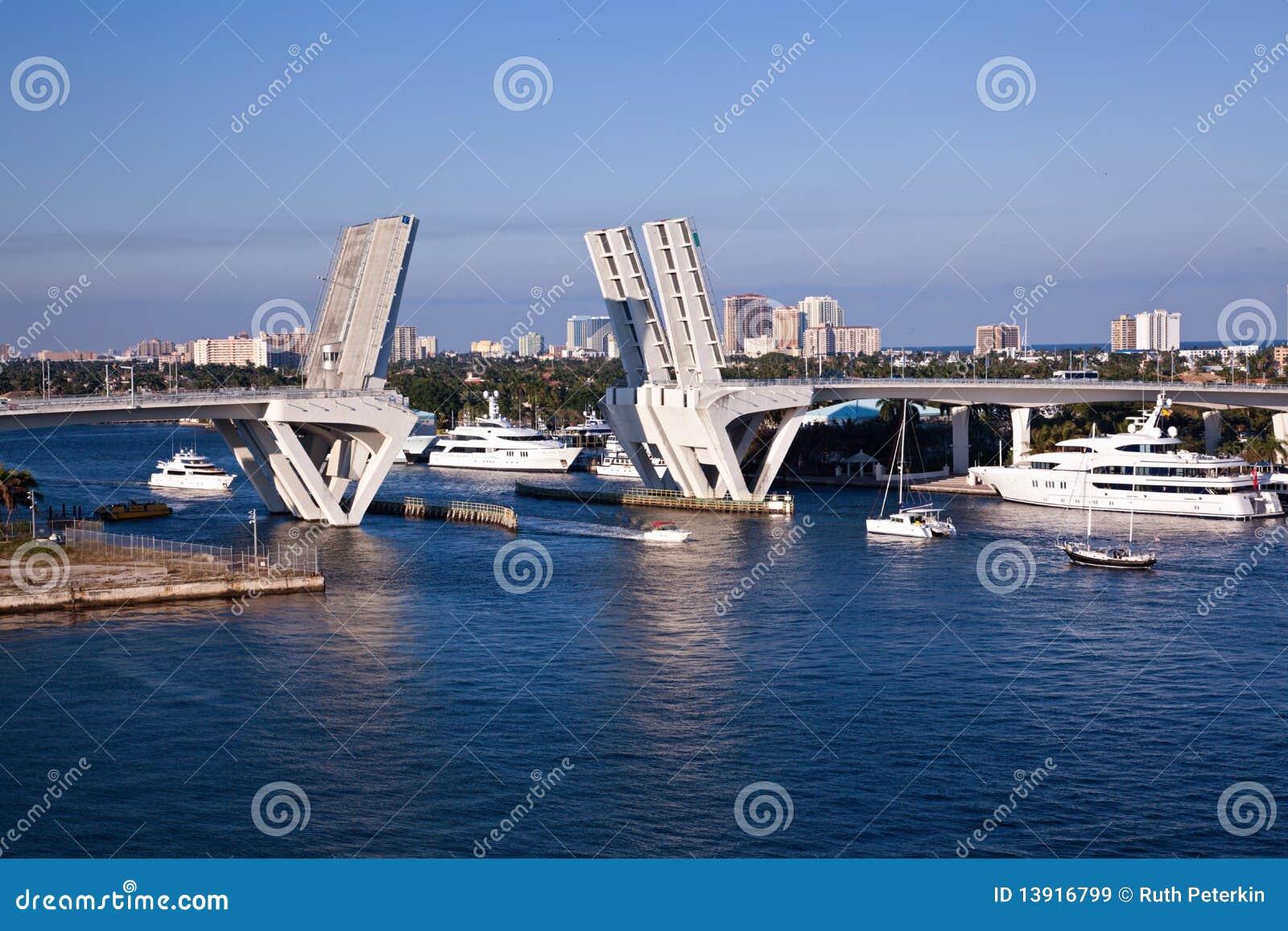 Marismas portuarios, Fort Lauderdale