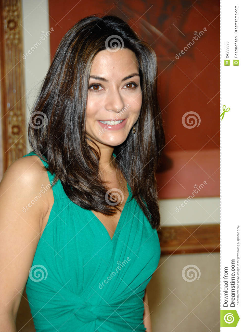 MARISOL NICHOLS at the In Style 6th Annual Awards Season Diamond ...
