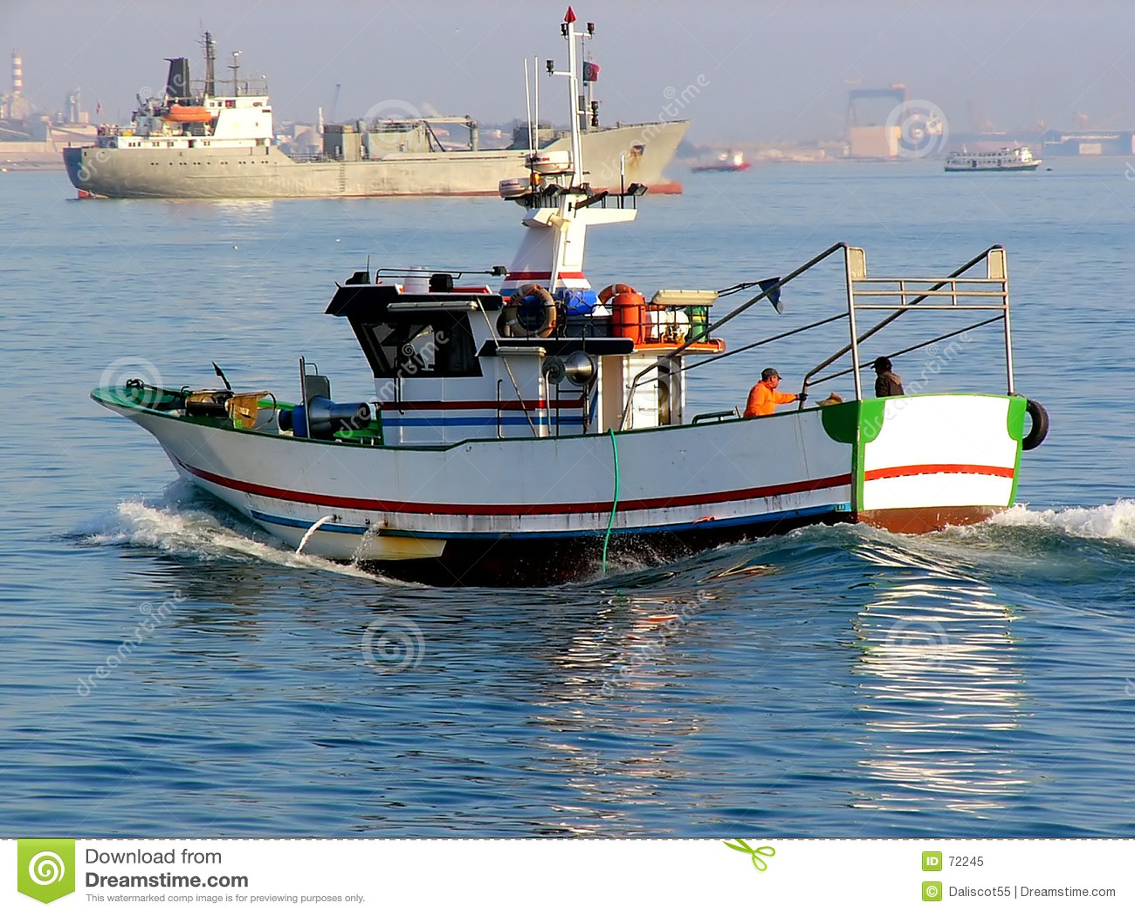Maritim industri
