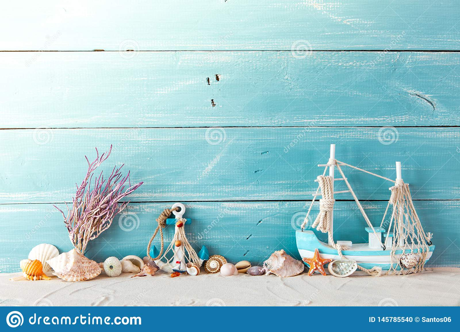 Maritime background