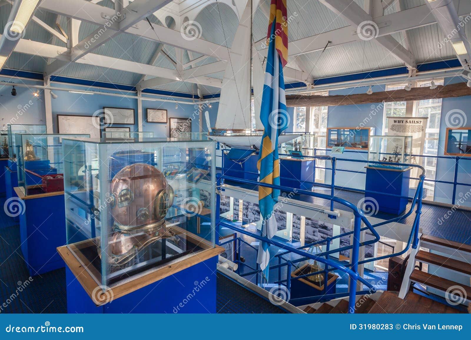Maritime Meseum Equipment Details Editorial Stock Photo ...