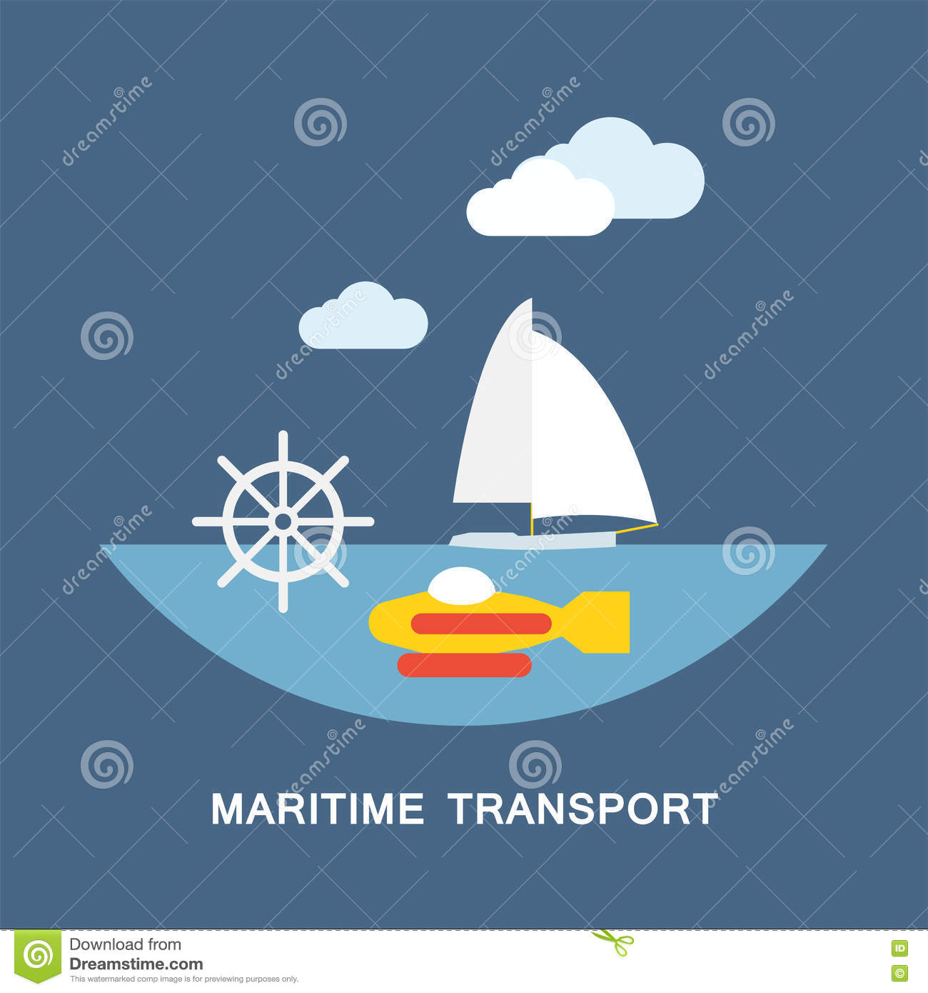 Is maritime transportation losing out its