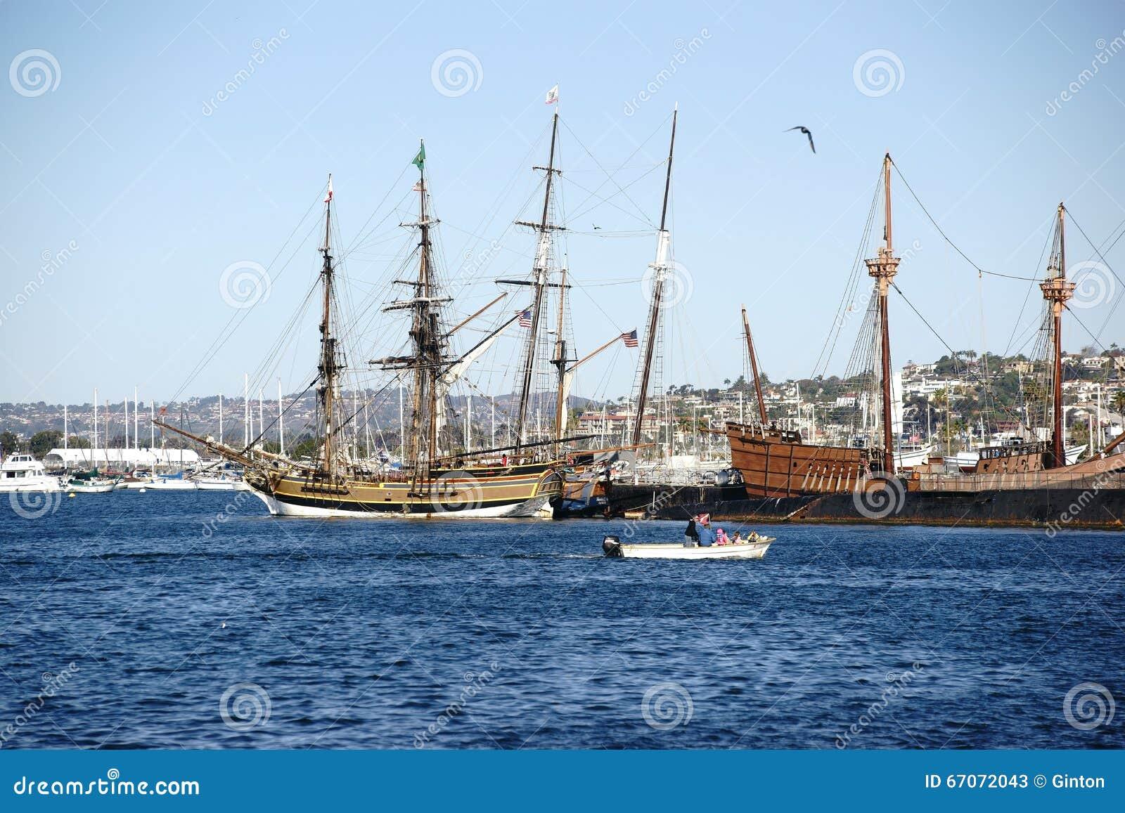 Maritimt museum San Diego