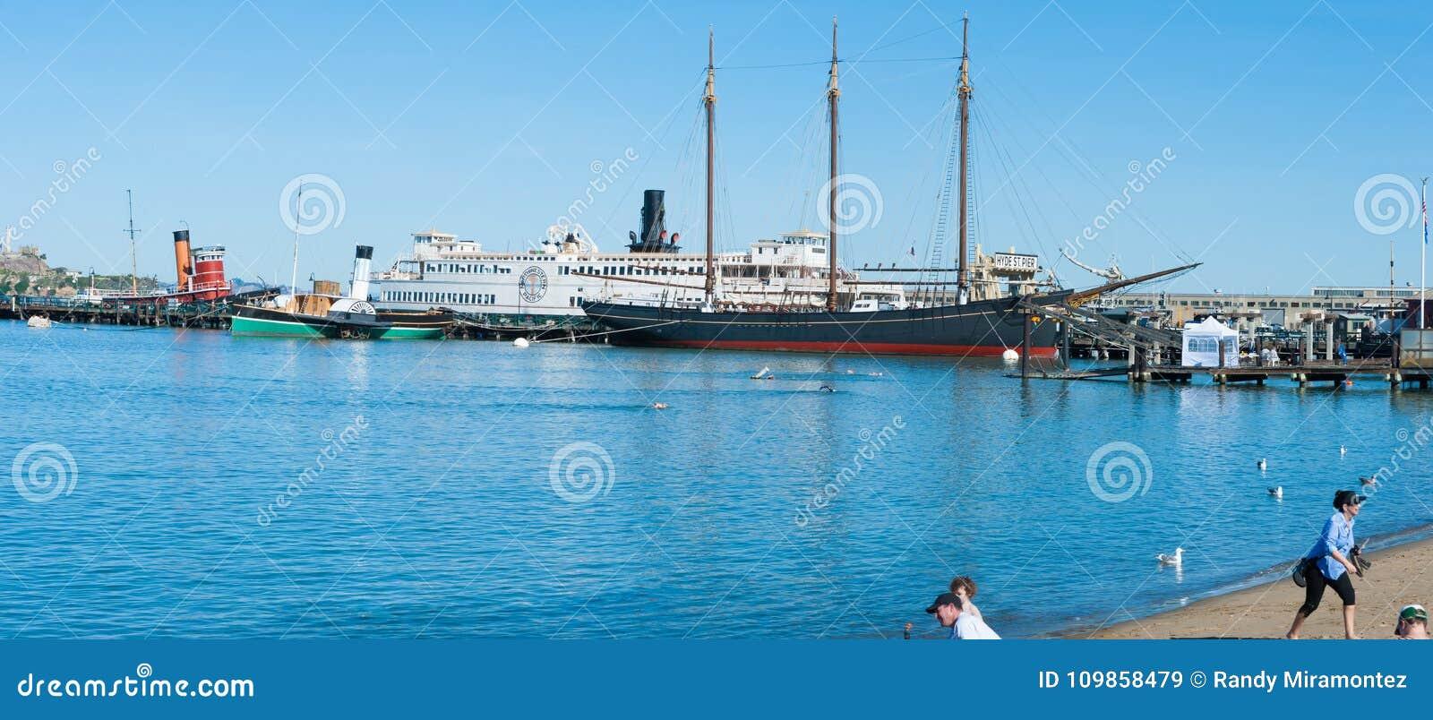 Maritimt nationellt historiskt parkerar