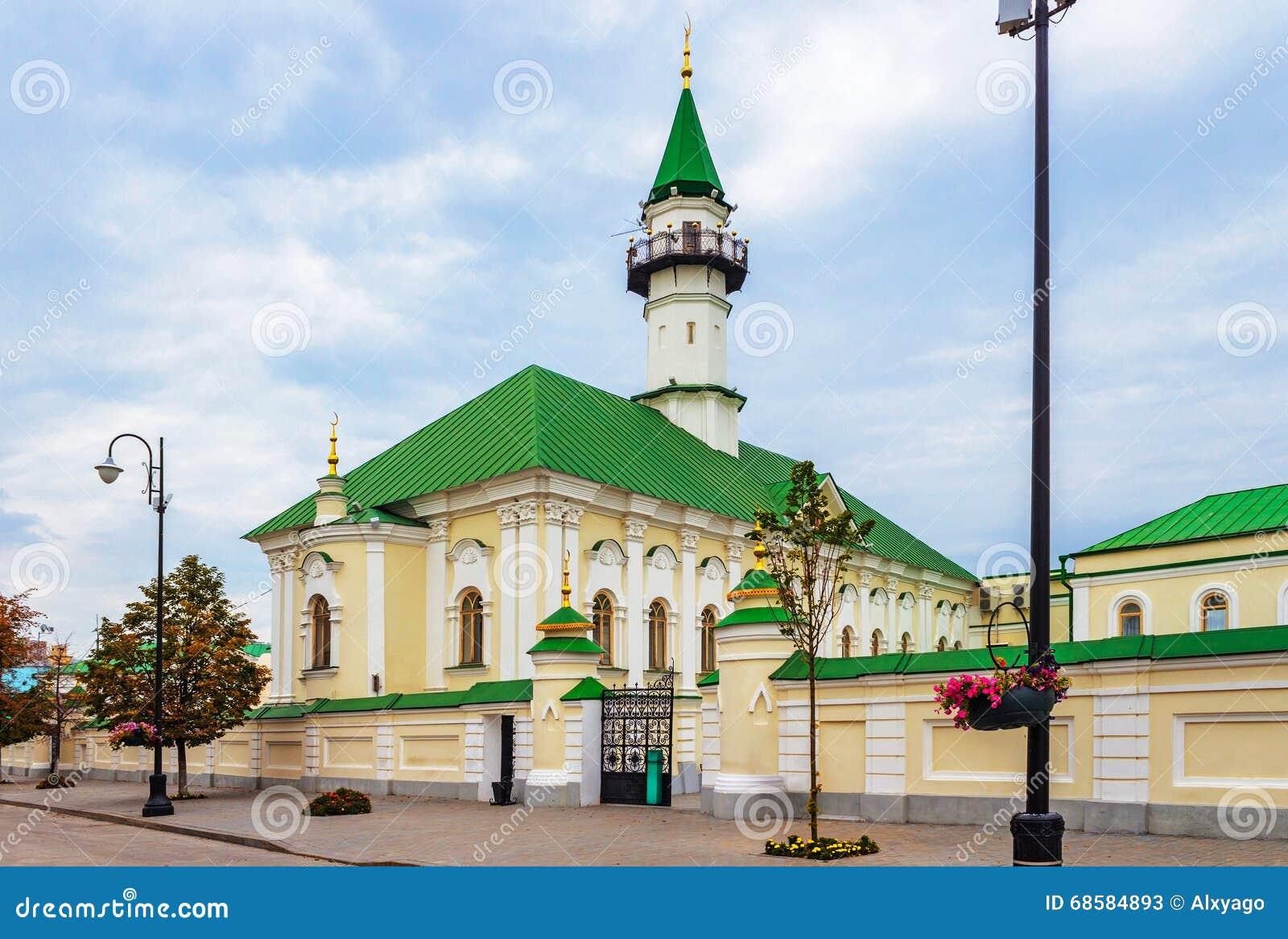 Al Marjani - mosque in Kazan: description, history, relics and shrines 42