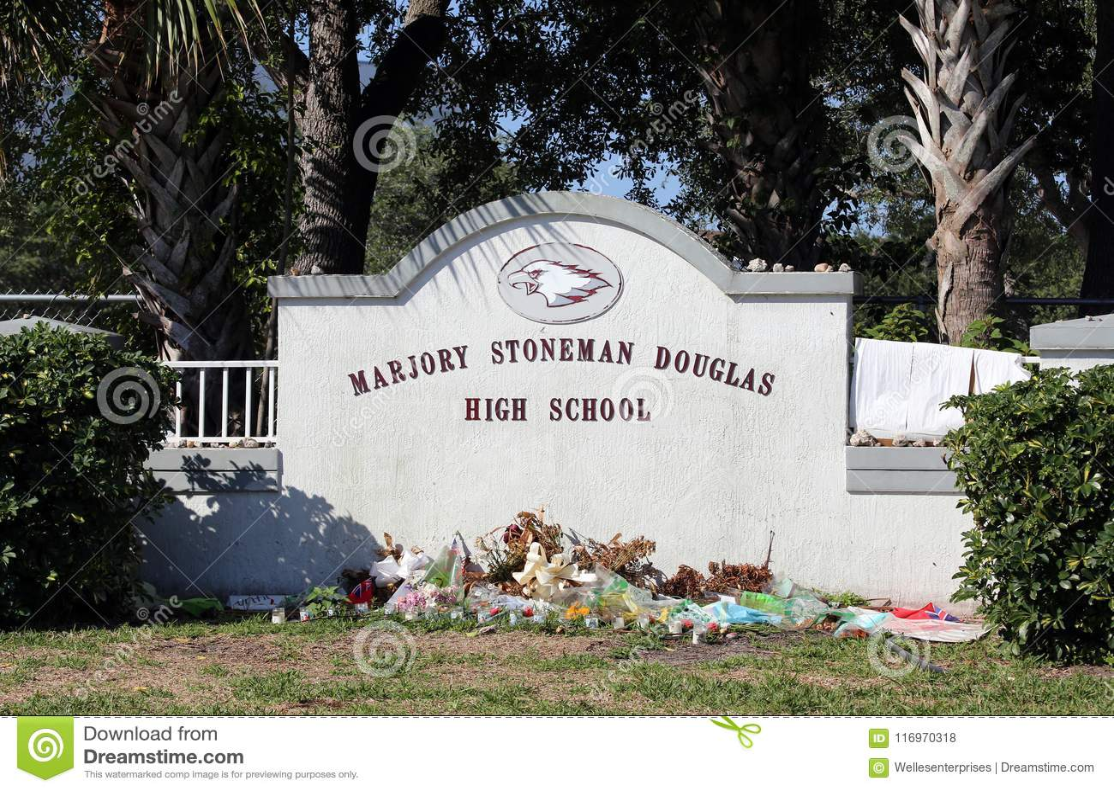 Marjory Stoneman Douglas Highschool-Parkland-Schießen