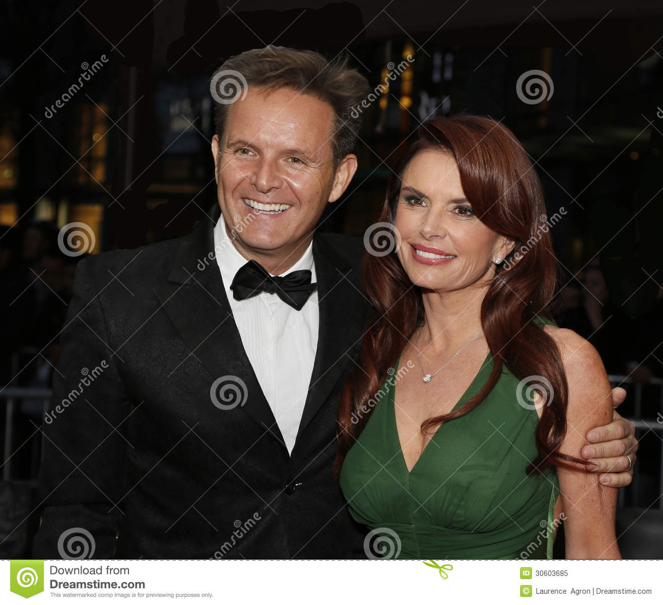 Mark Burnett und Roma Downey