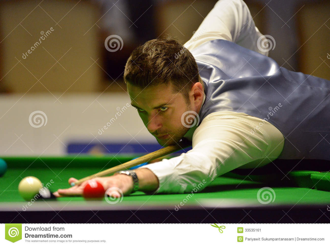 Mark Selby Of England Editorial Photo Image 33535161