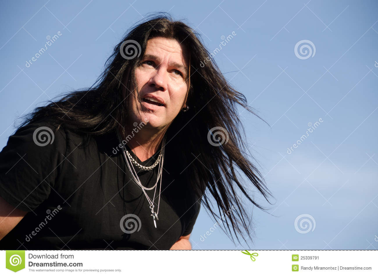 Mark Slaughter Editorial Photo Image Of Metal Entertainment 25339791