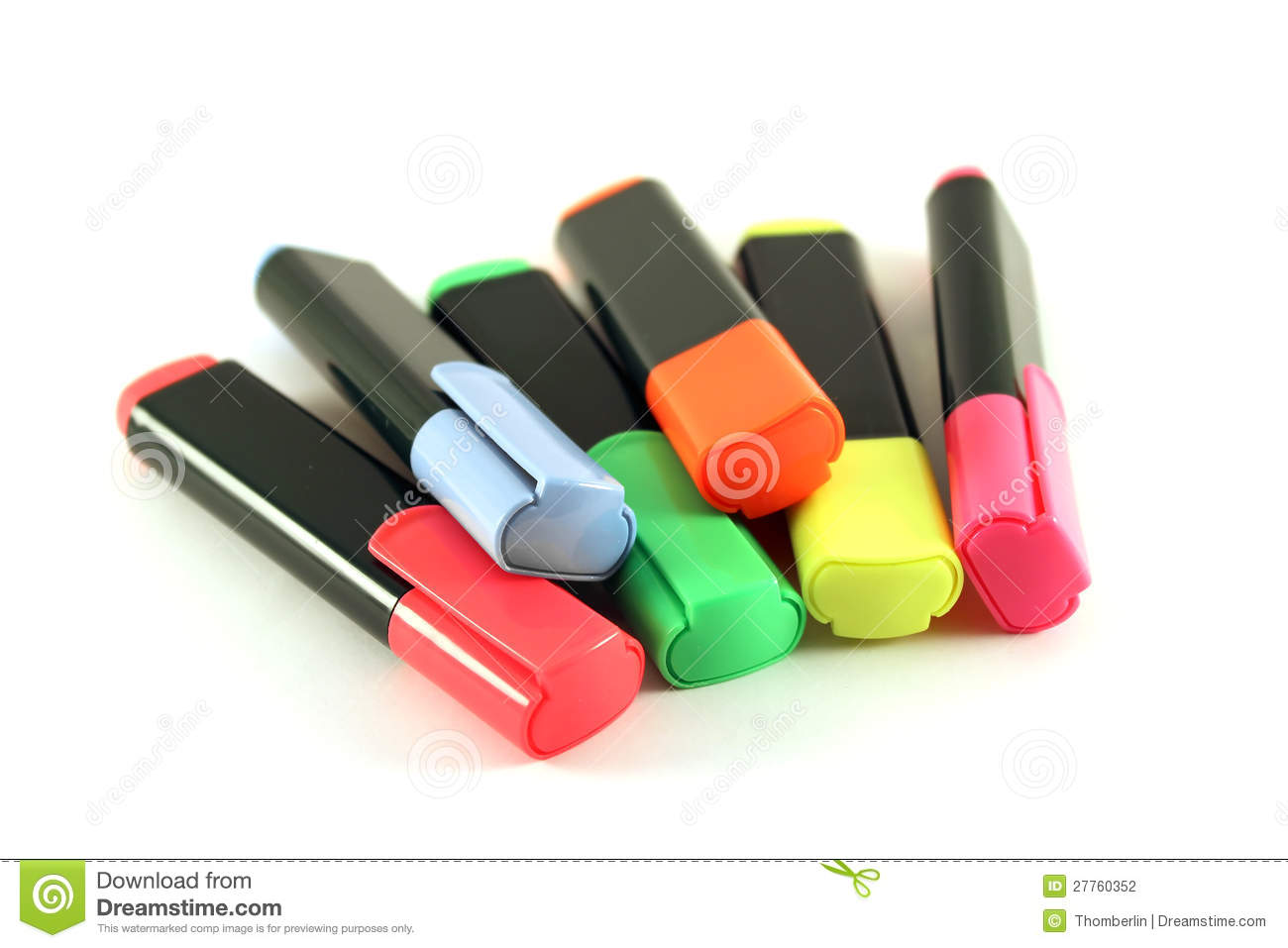 marker pen, marking pen, felt-tip pen, flow or marker, is a pen ...