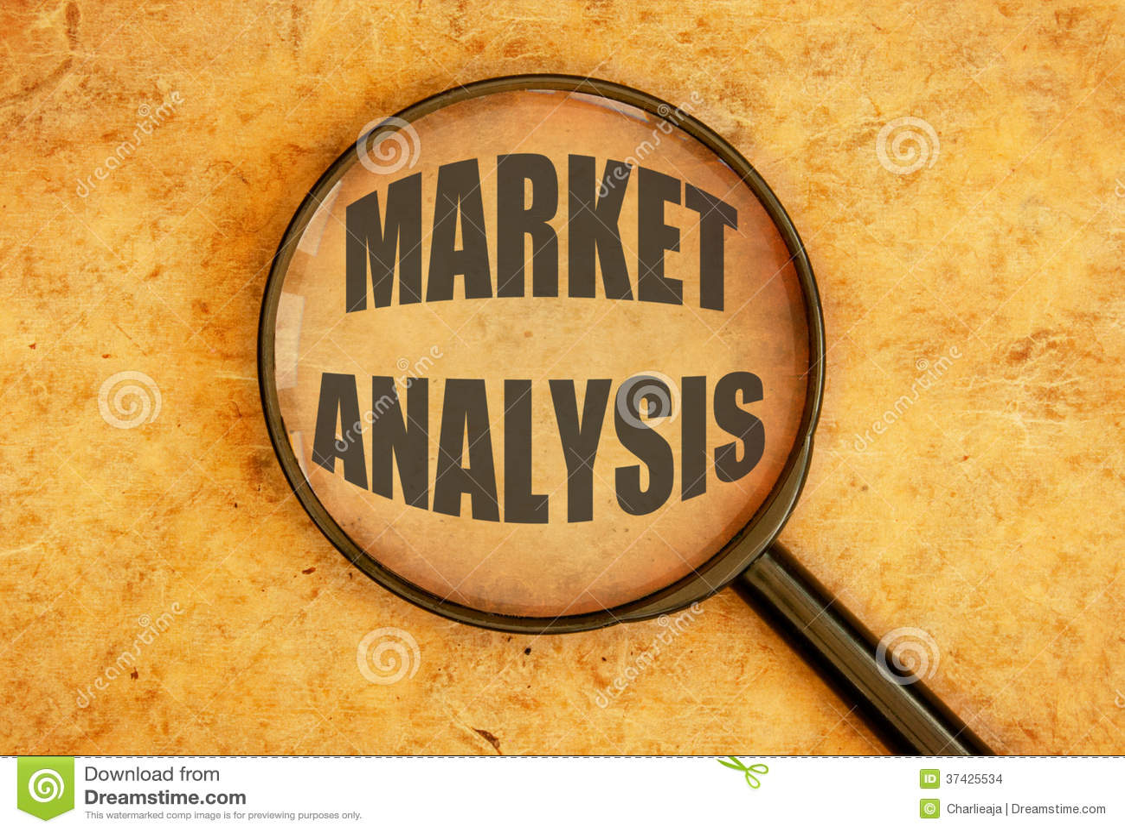 Market Analysis Illustration Image 58694241 – Market Analysis