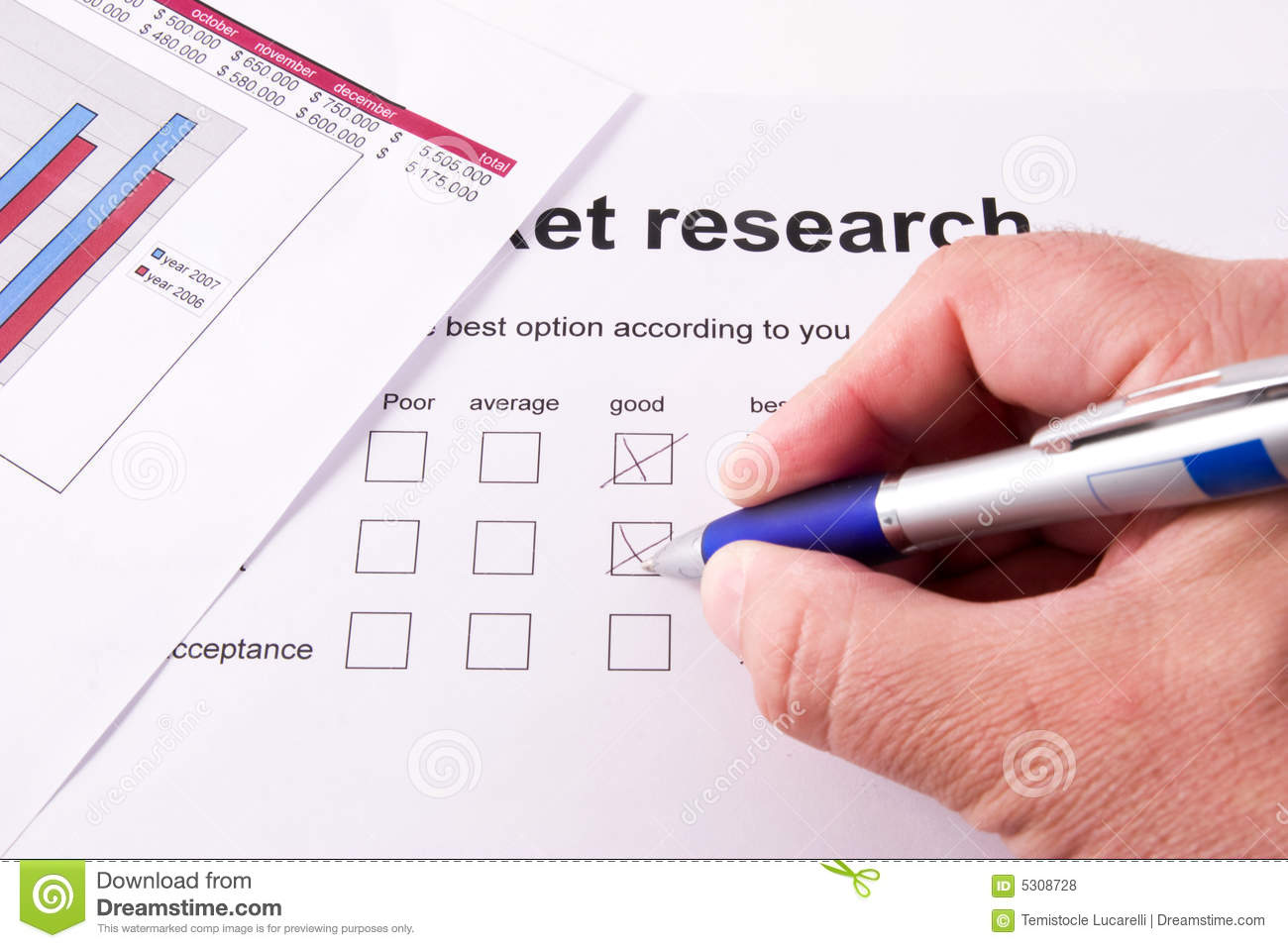 stock market research papers