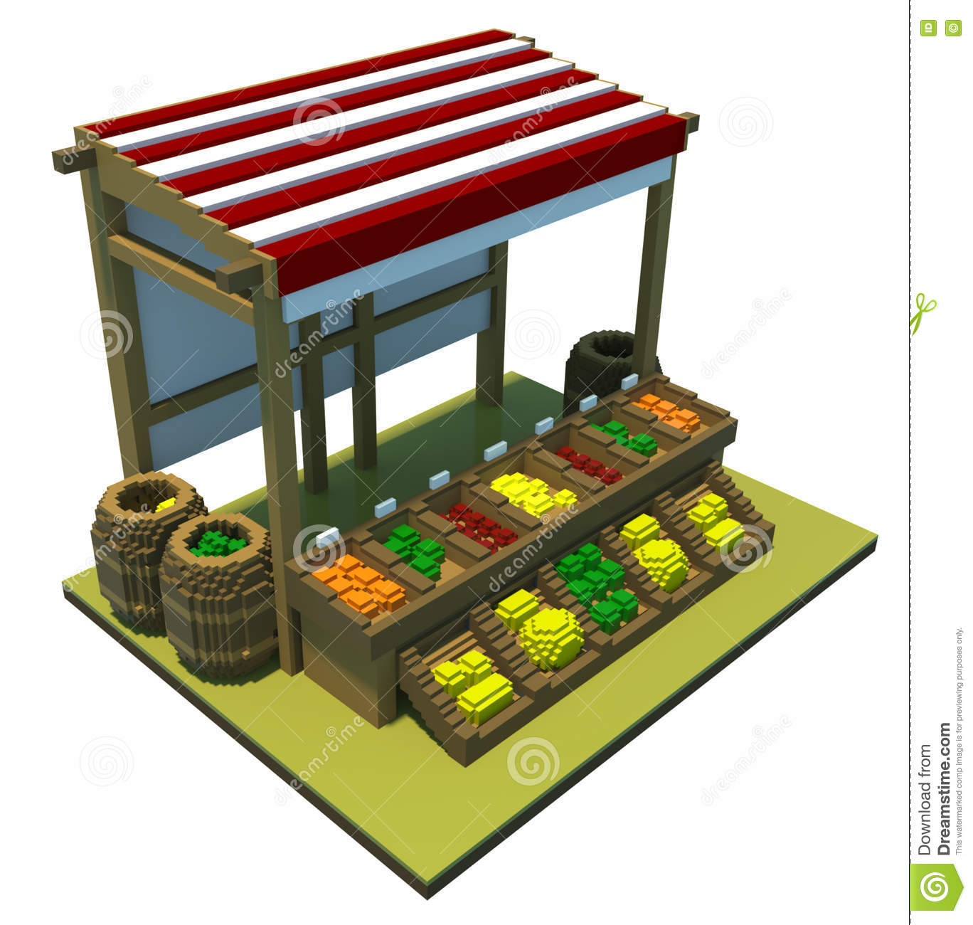 market-stand-d-art-picture-sellling-frui