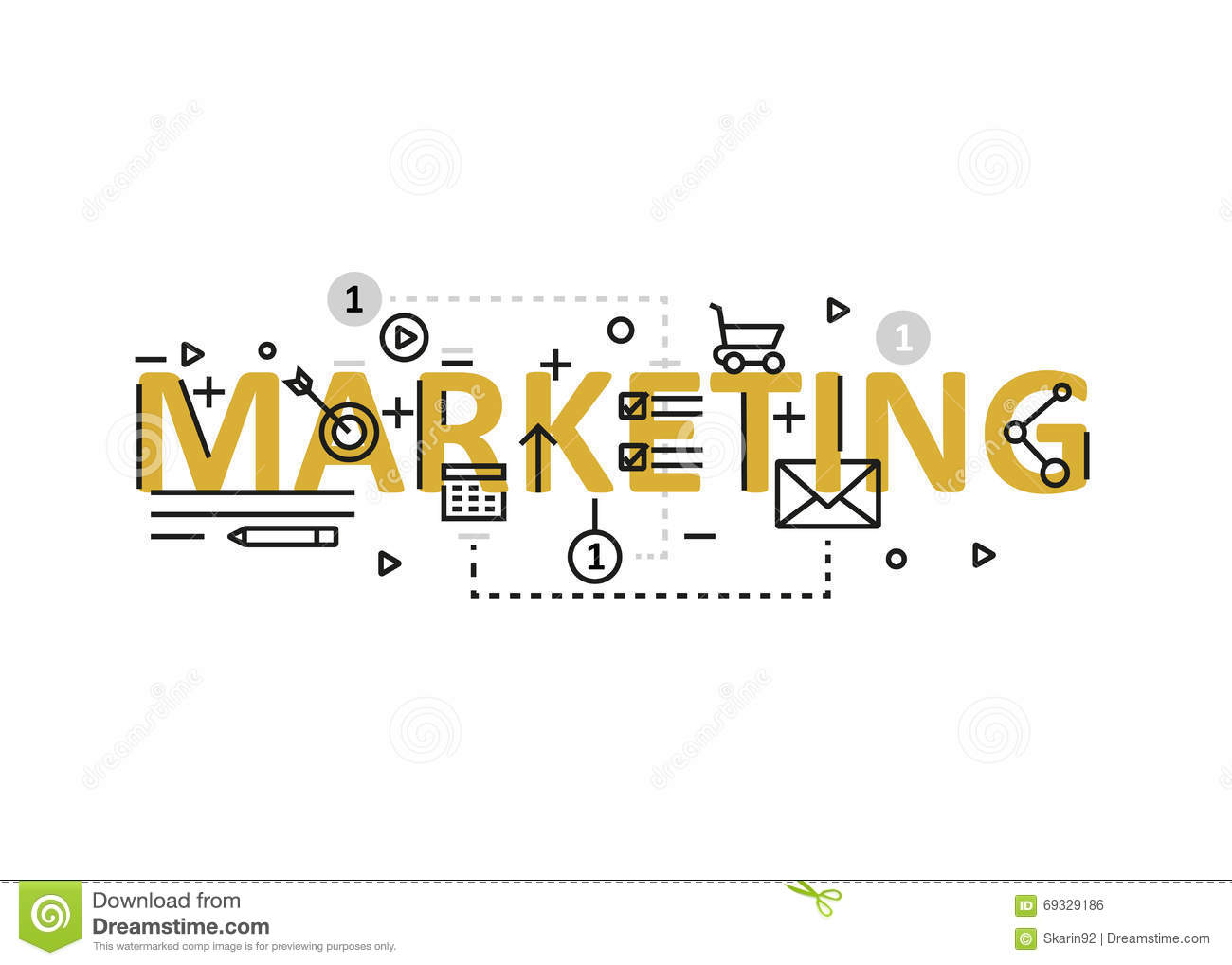 elements of a marketing concept An introduction to the marketing concept, with a short discussion of the  production concept and the sales concept for historical perspective.