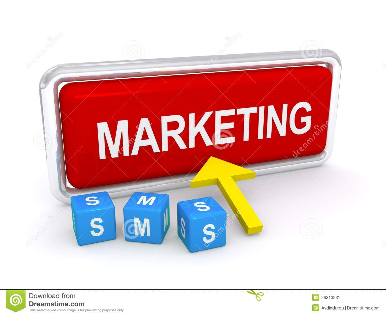 Marketing by mobile phone