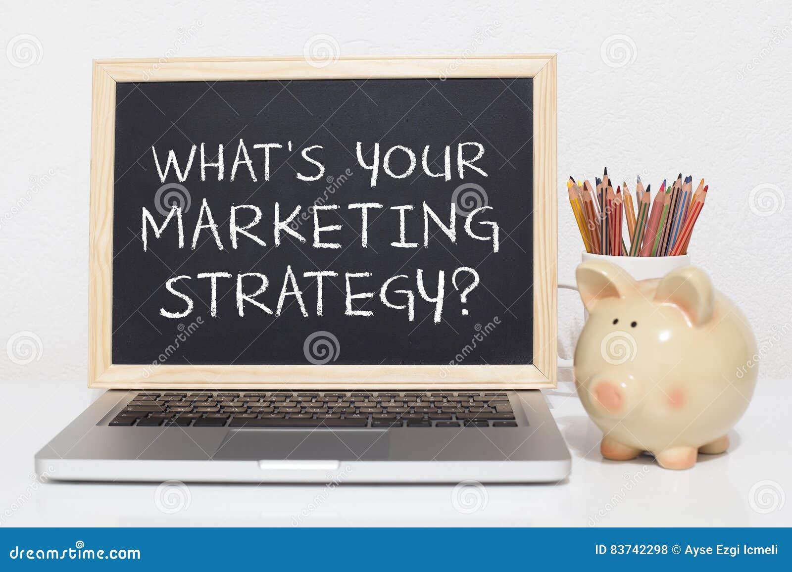 Marketing Strategie