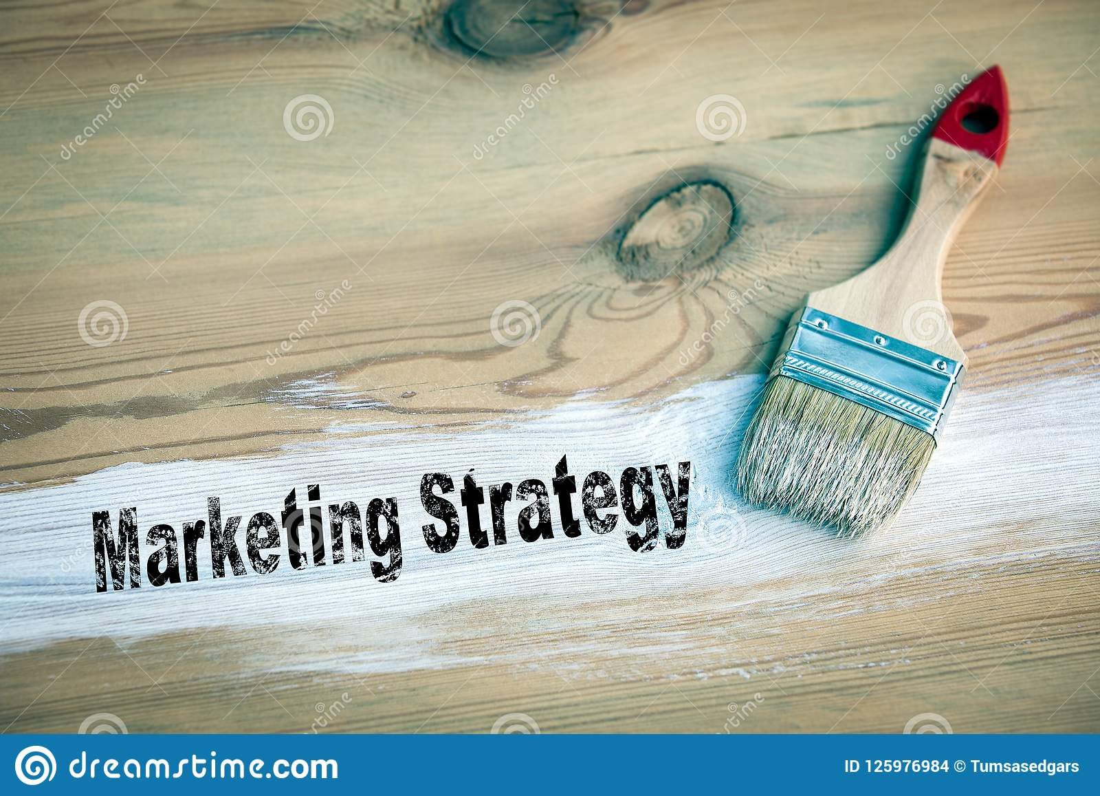 paint marketing strategy