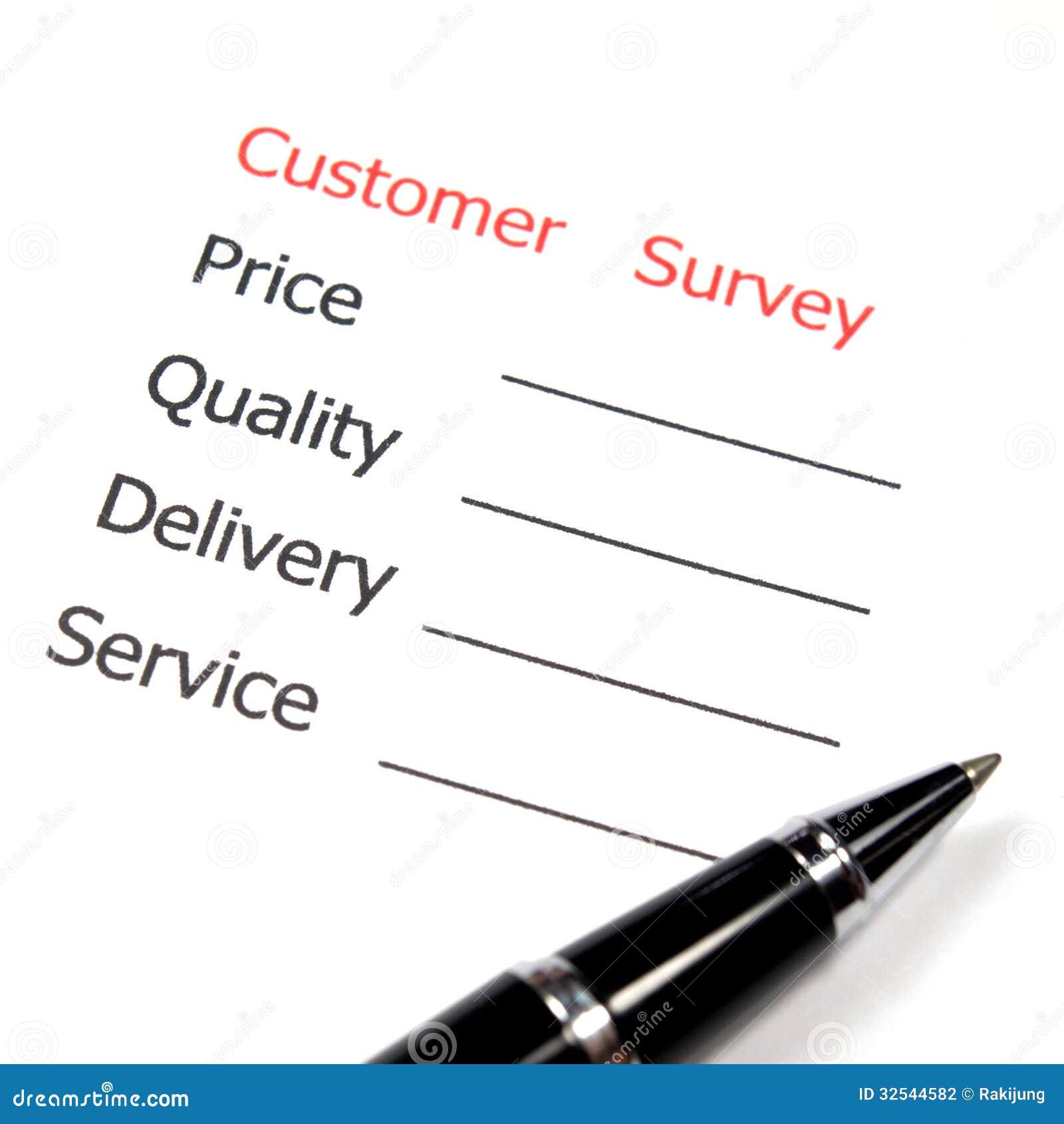 how to close a survey