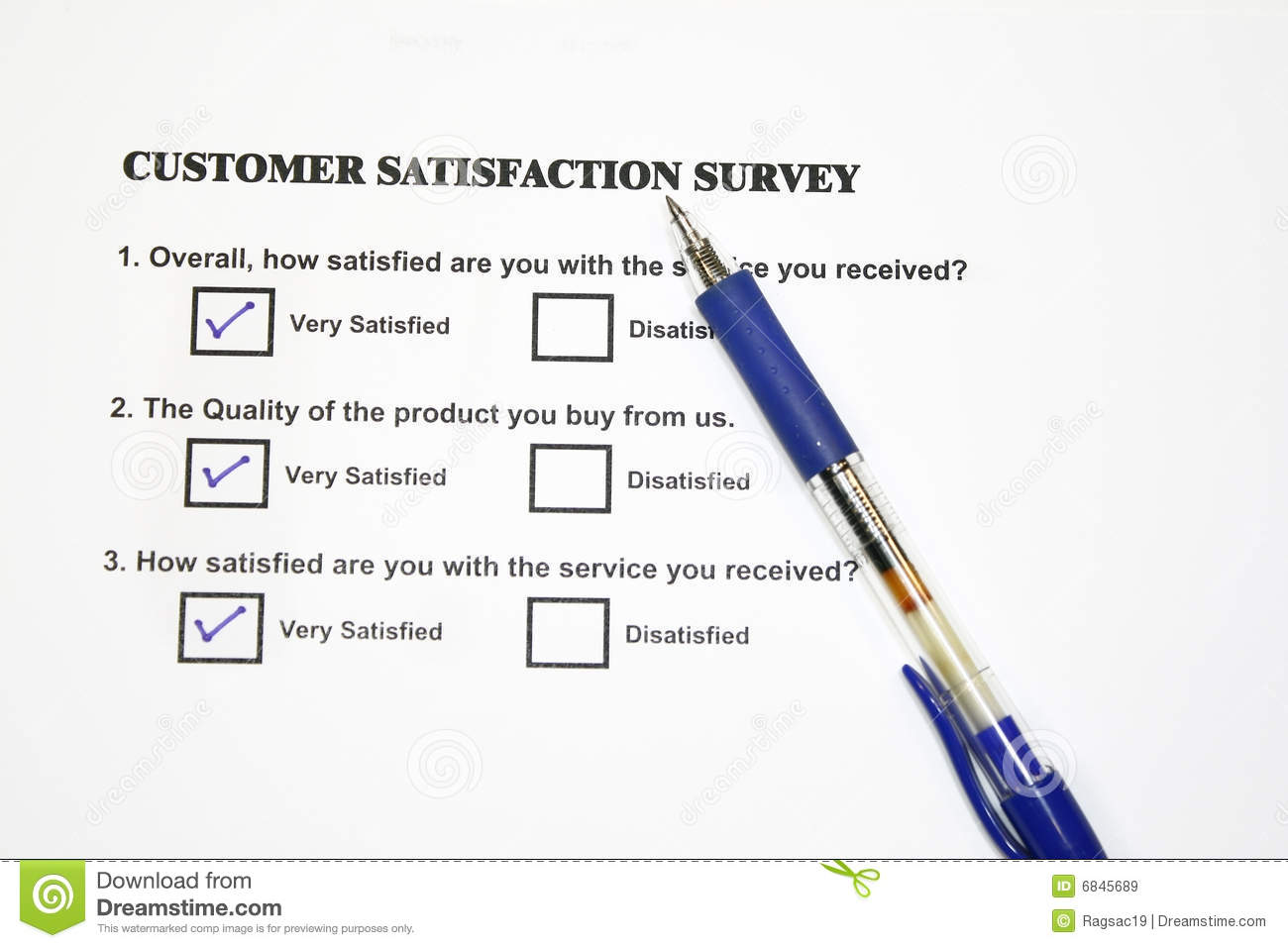 Marketing Survey Questionnaire Royalty Free Stock Images - Image ...