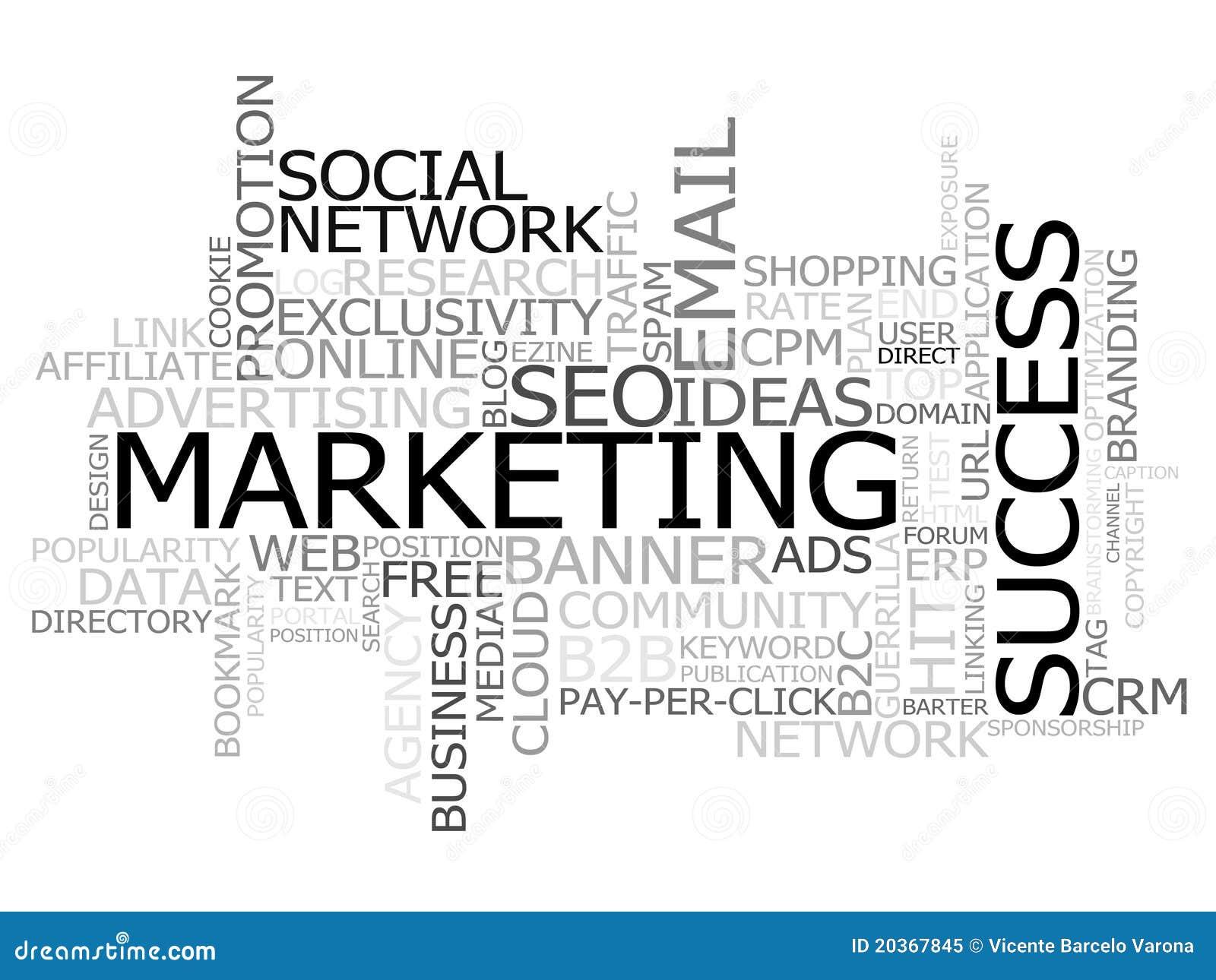 Groß Kreatives Marketing Wird Fortgesetzt Fotos - Beispiel ...