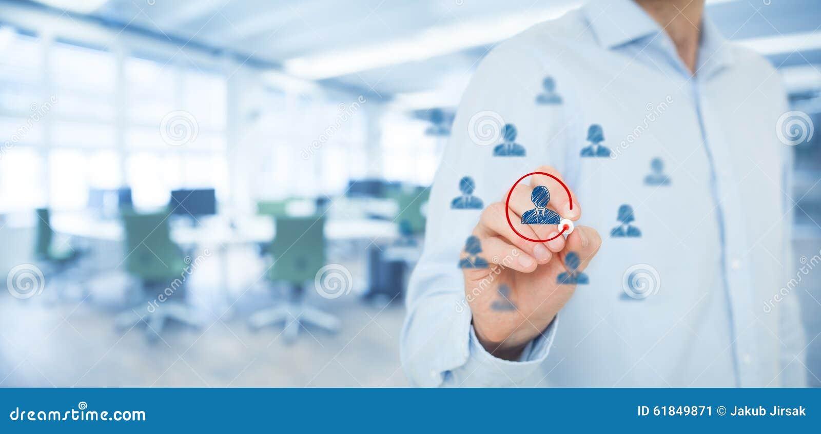 Marketingowa członowość i lider