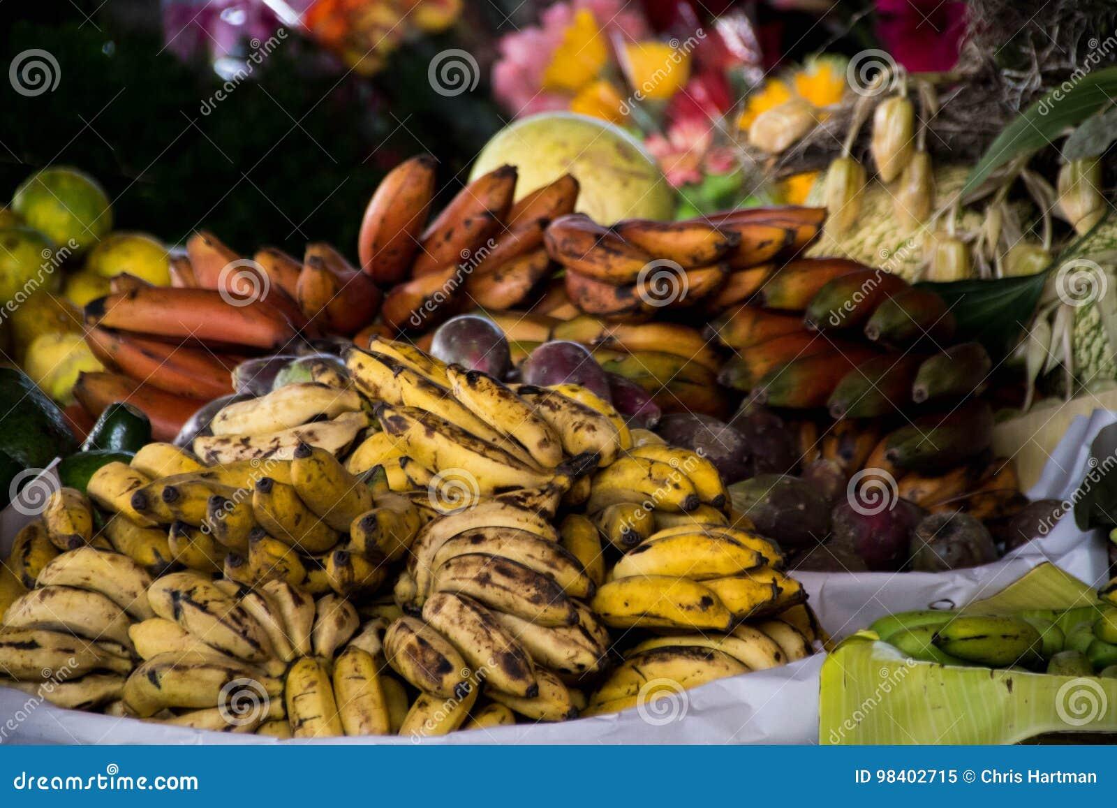 Markets of Antigua