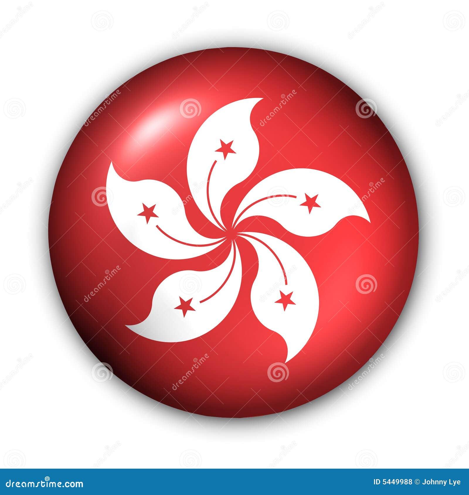 Markierungsfahne Hong- KongSAR