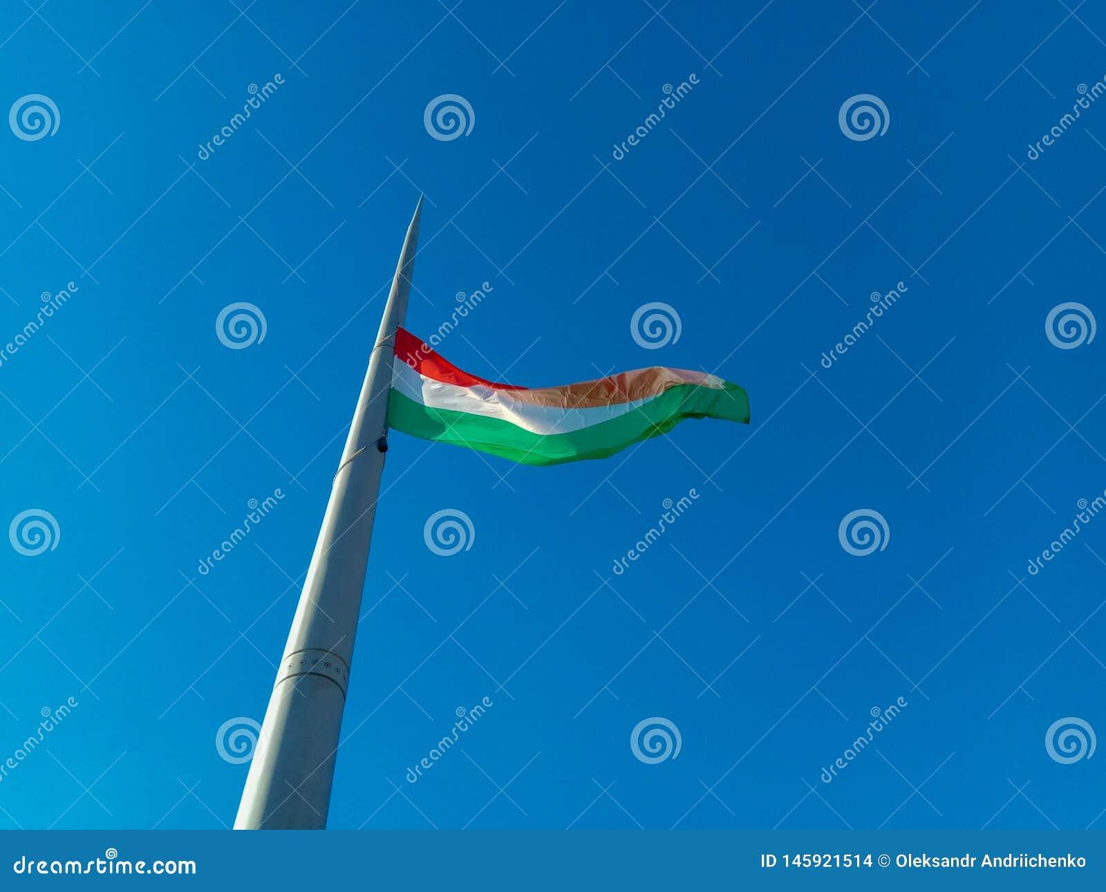 Markierungsfahne von Ungarn