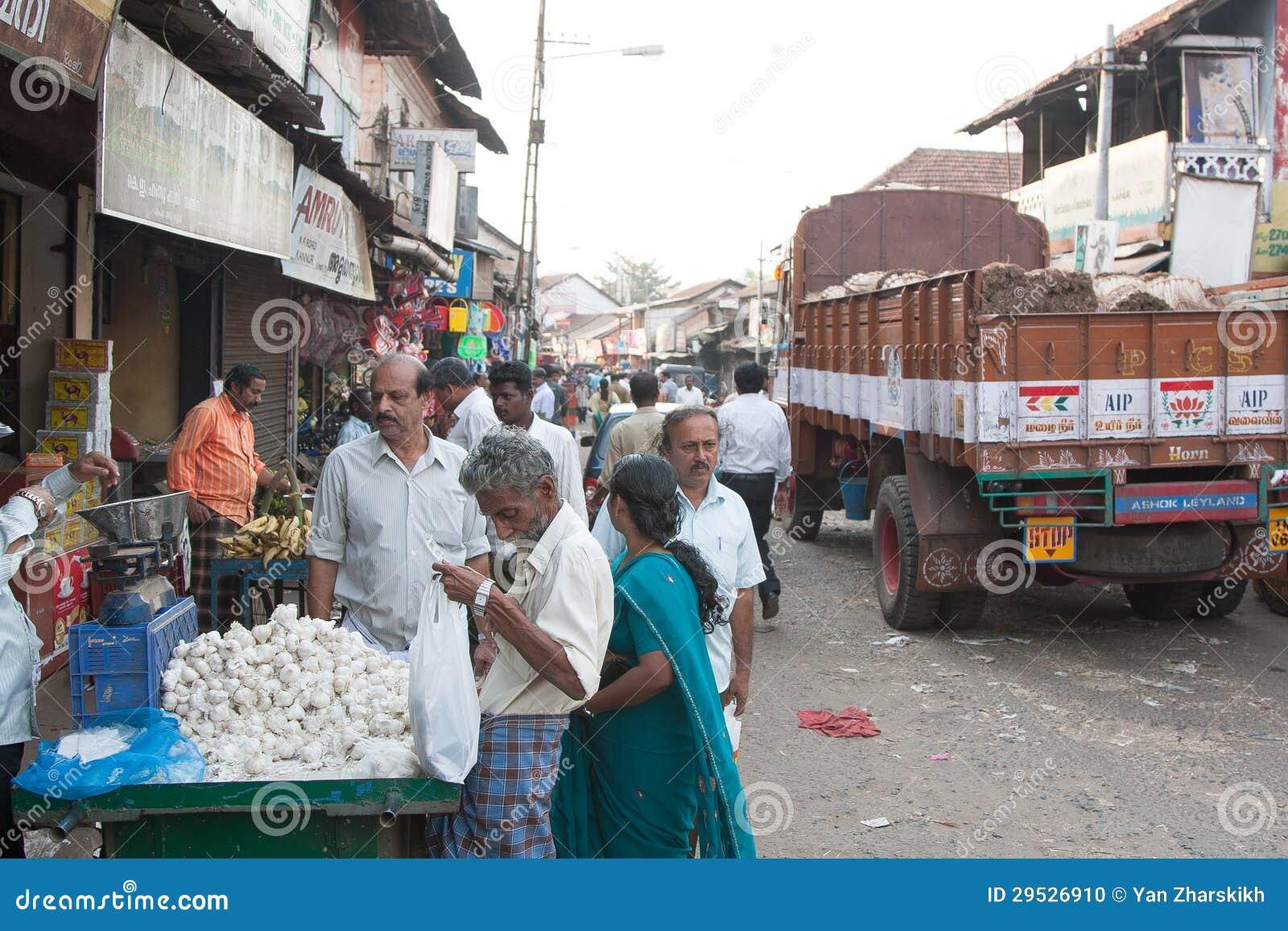 Marknadsföra i Kannur