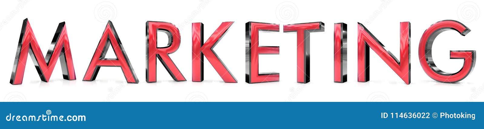 Marknadsföra ord