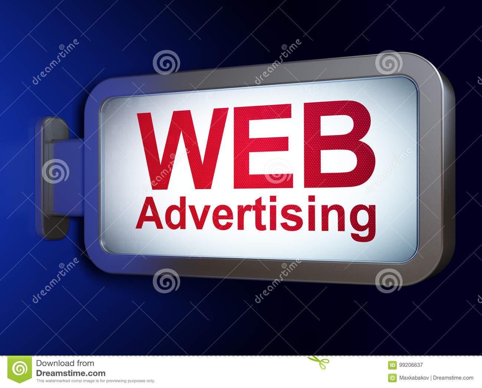 Marknadsföringsbegrepp: RENGÖRINGSDUKadvertizing på affischtavlabakgrund