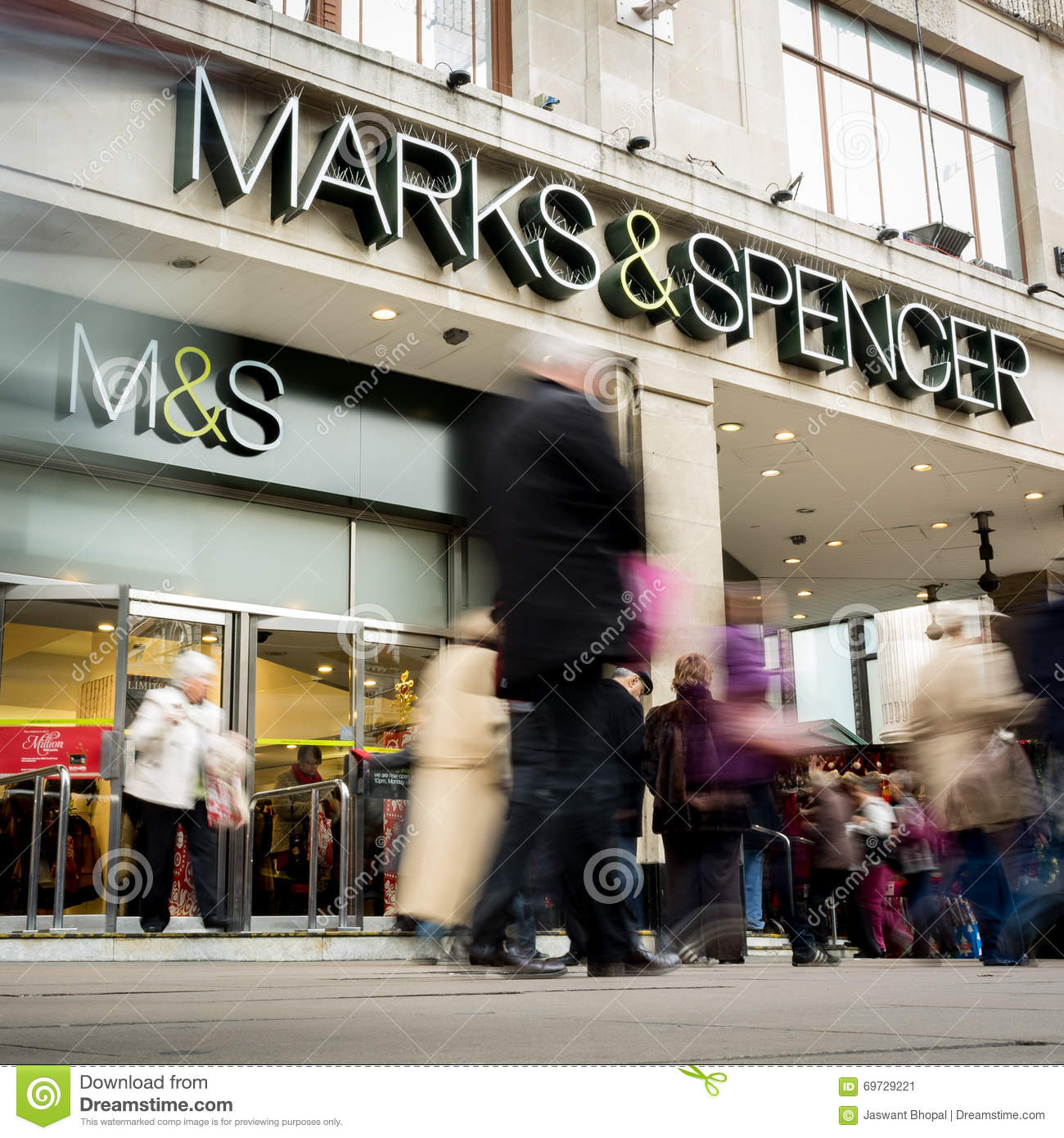Marks & Spencer images