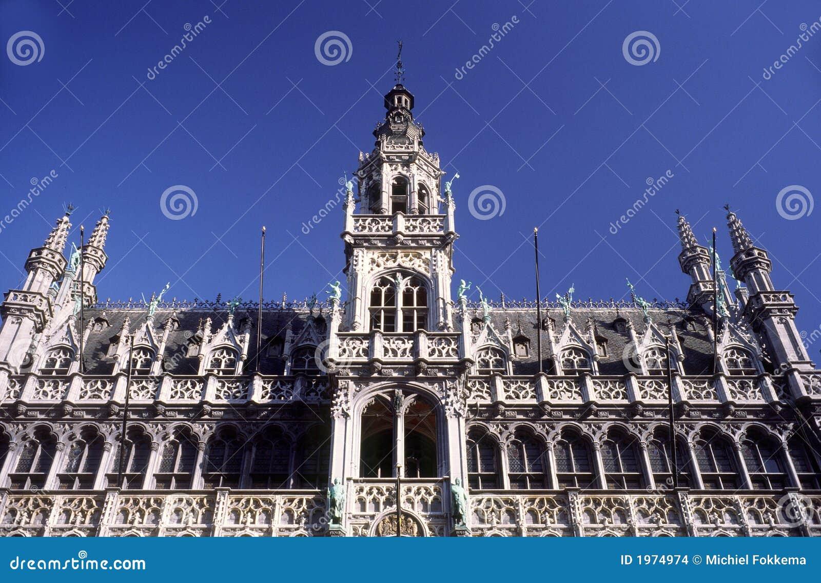 Markt de Grote en Bruselas