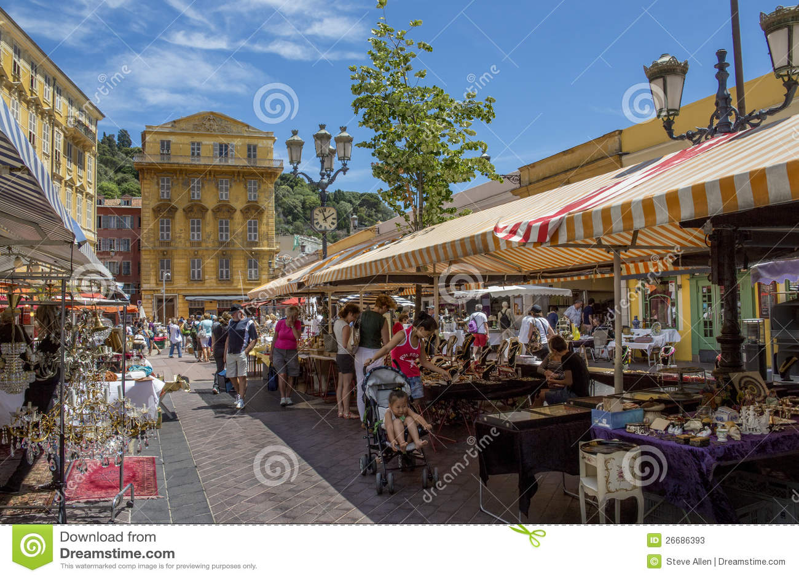 nizza markt