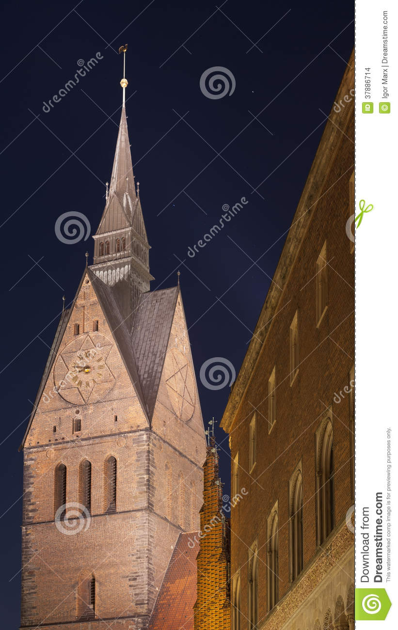 Marktkirche a Hannover, Germania