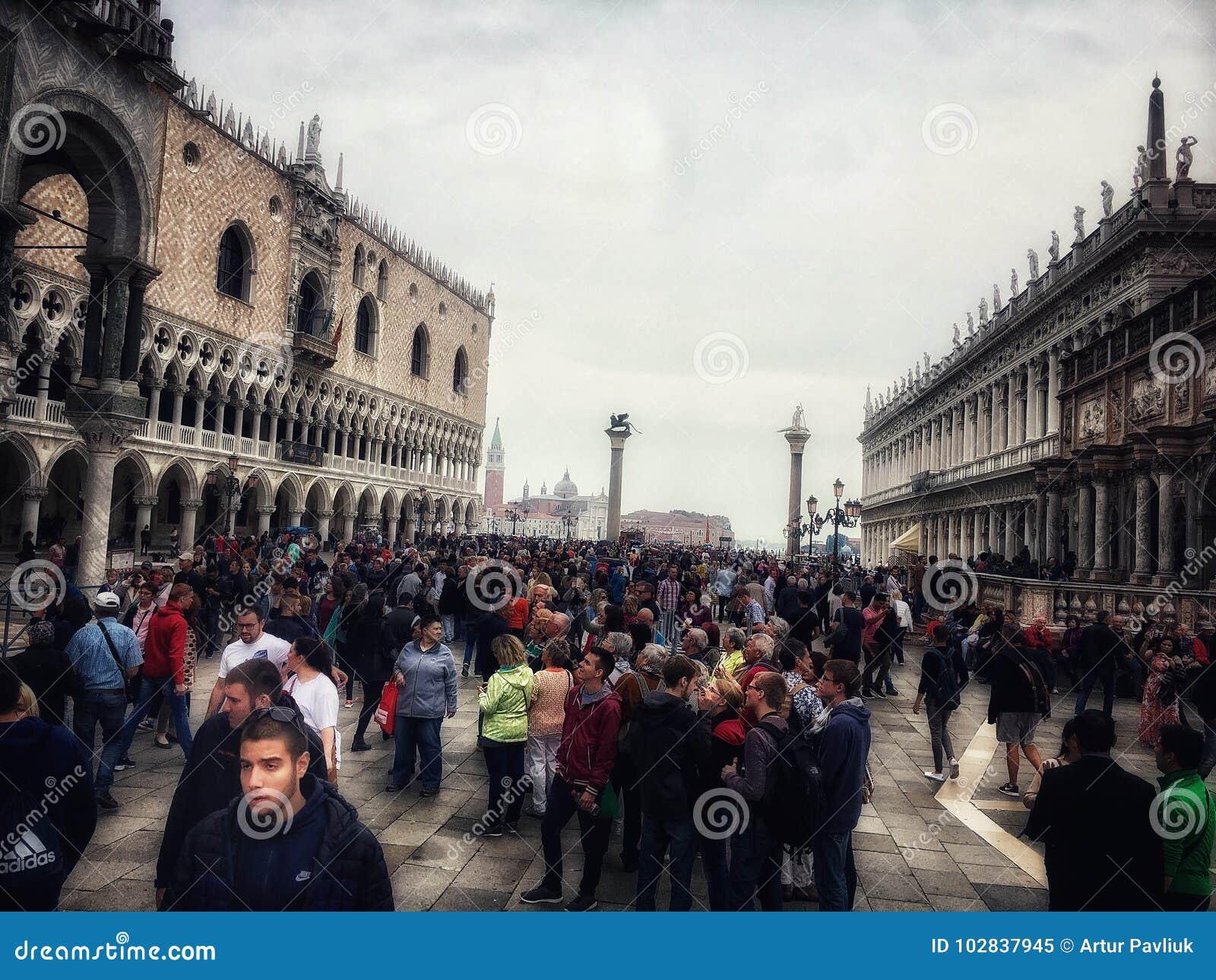 Marktplatz San Marco