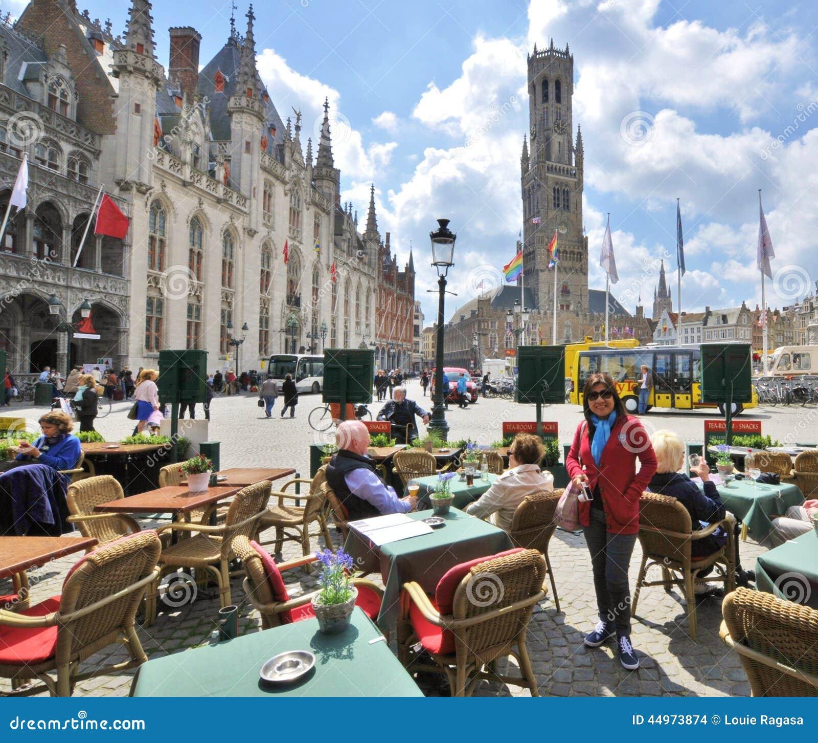 Marktvierkant, Brugge