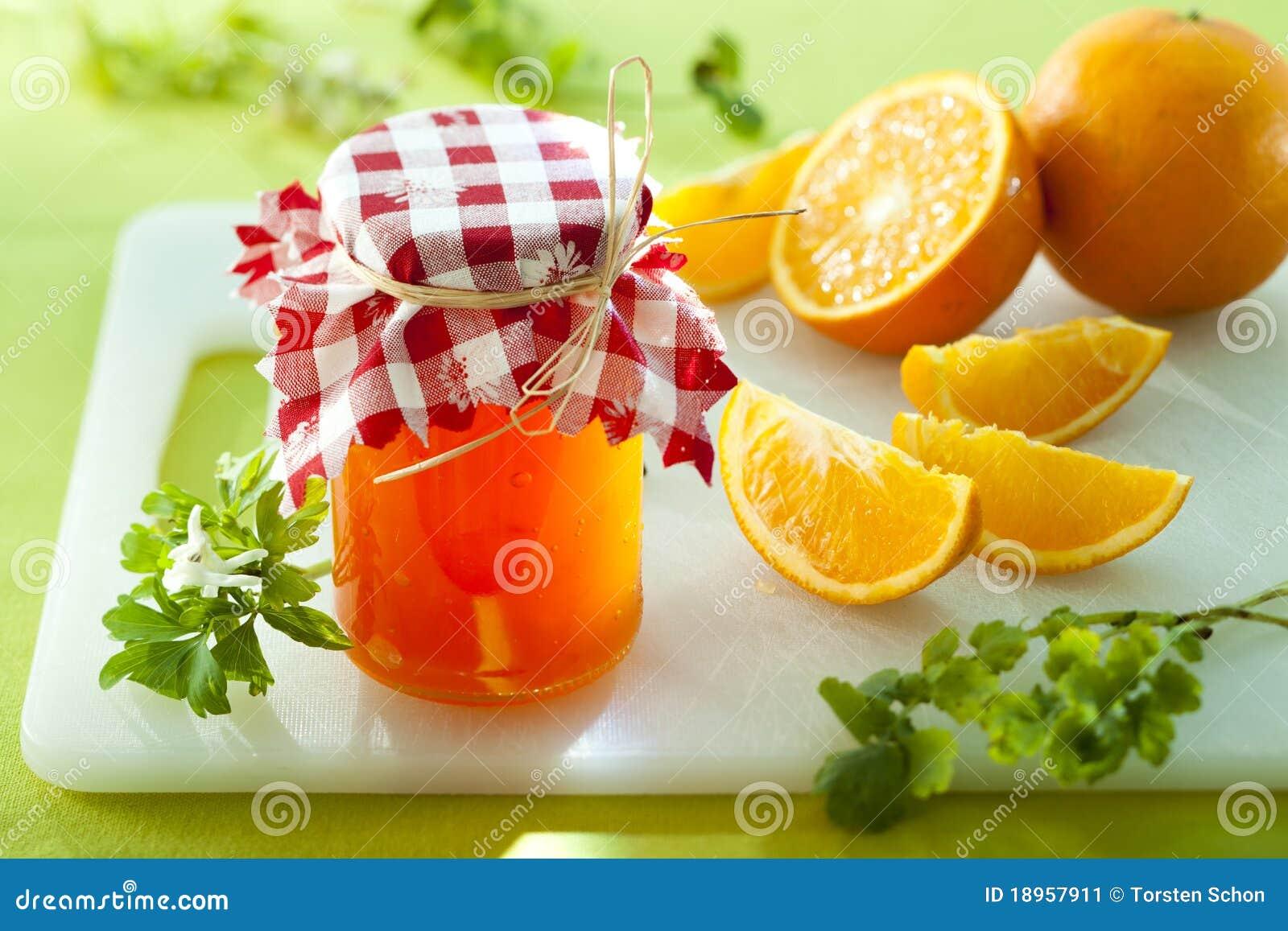 Marmeladeorange