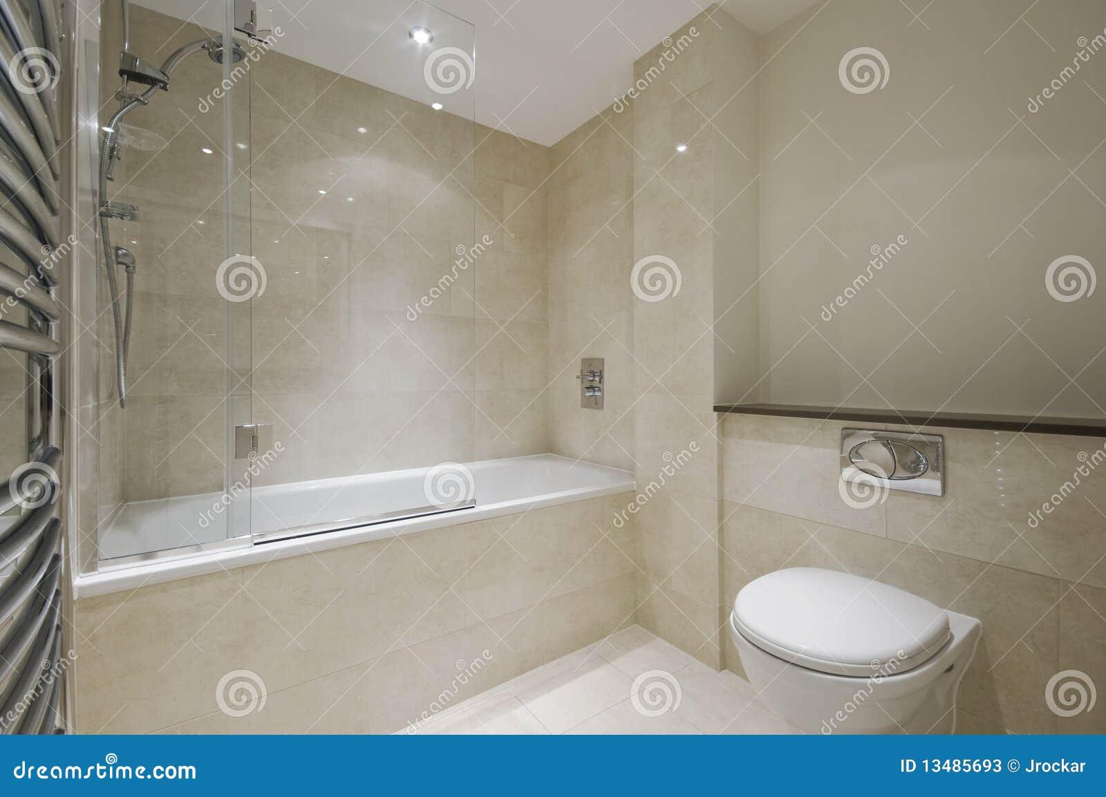 Marmeren badkamers stock foto 39 s beeld 13485693 - Marmeren douche ...