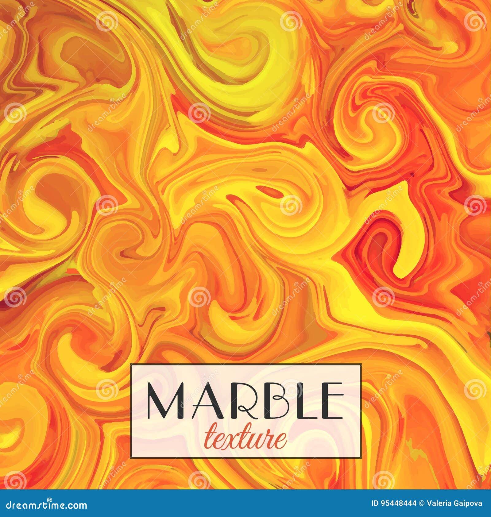 Marmering Marmeren textuur Vector abstracte kleurrijke achtergrond De plons van de verf Kleurrijke vloeistof